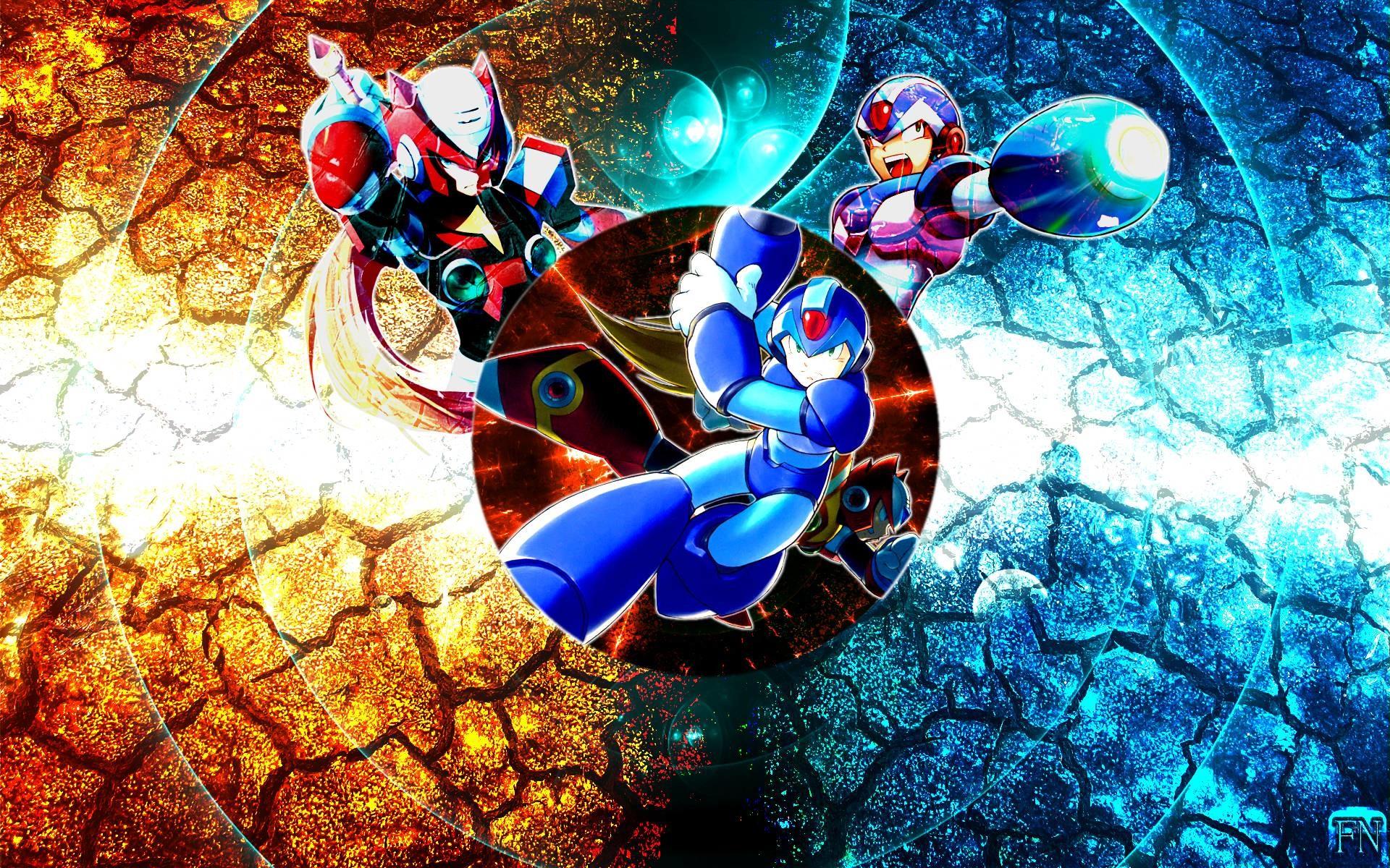 Megaman X Wallpaper by FRUITYNITE on DeviantArt