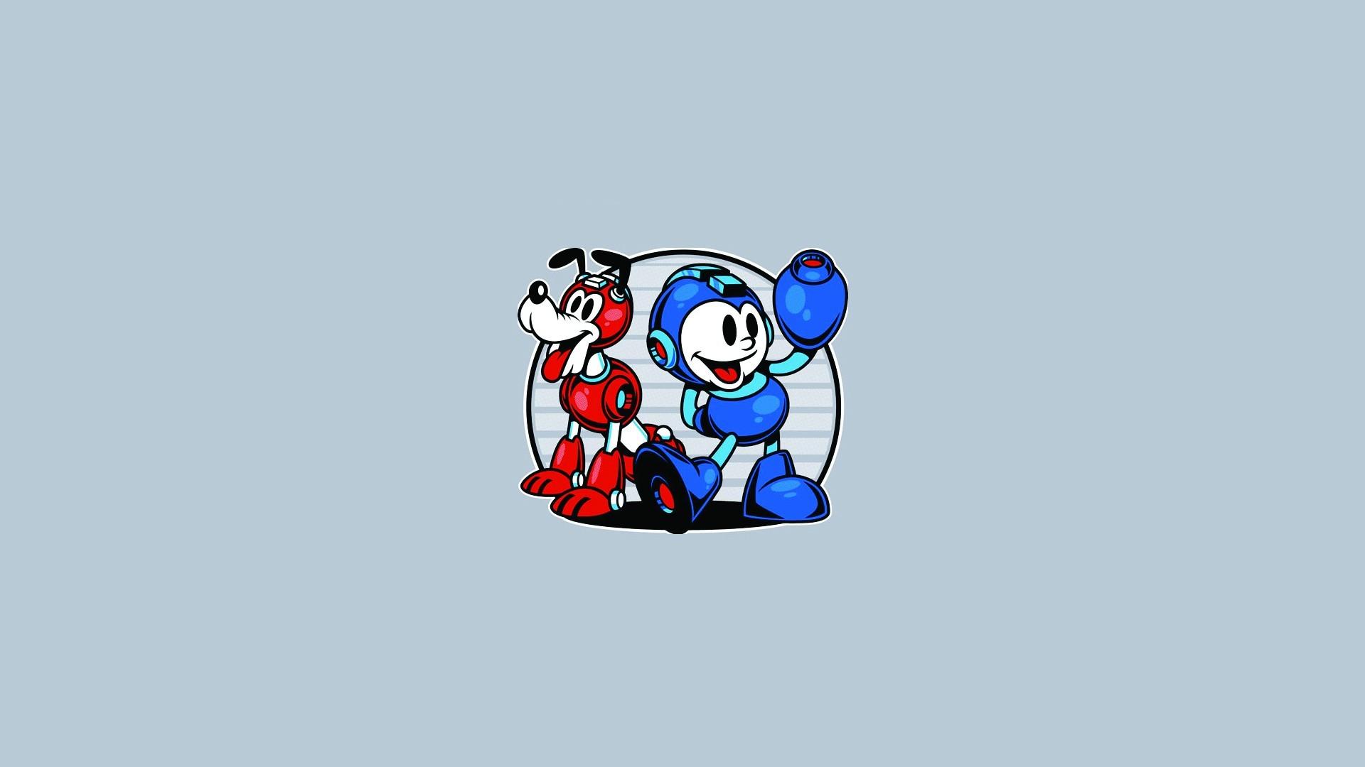 Megaman Wallpaper iPhone 1920×1080