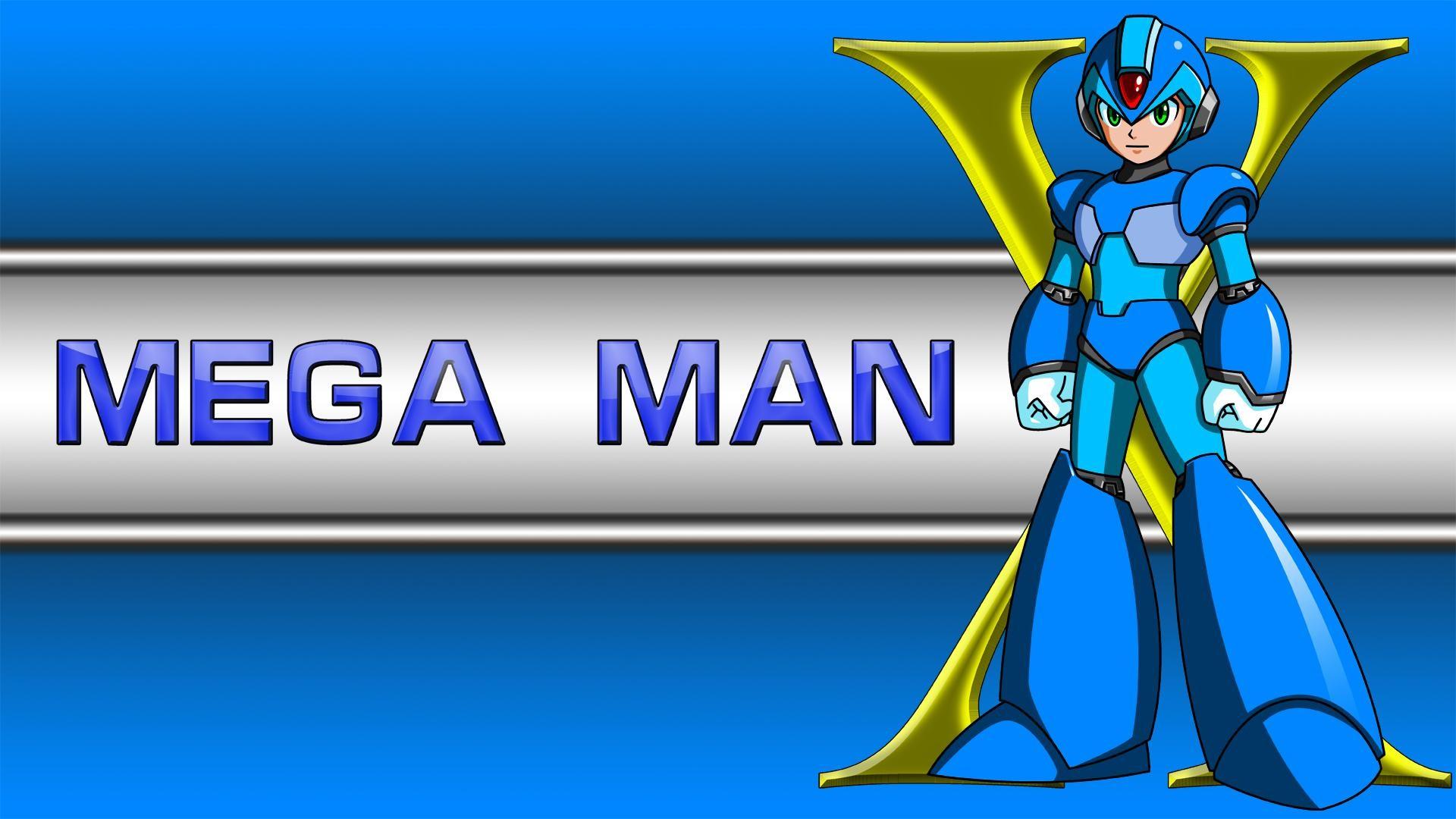 Mega Man X wallpaper thumb