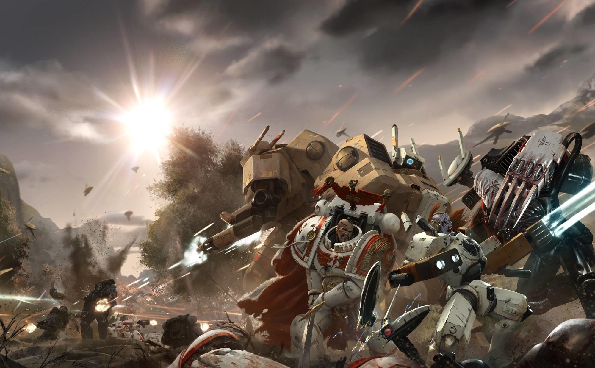 Warhammer 40K Res: / Size:245kb. Views: 4130