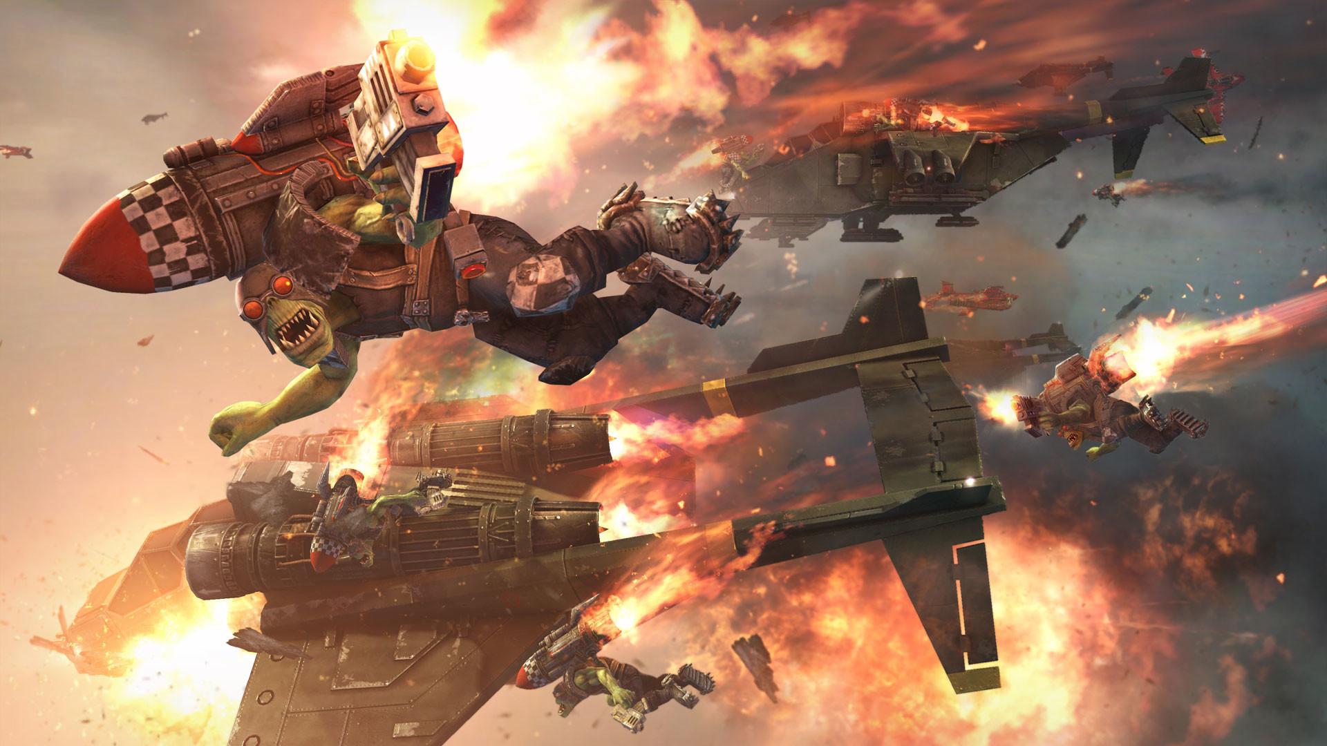 Warhammer 40K wallpaper · «