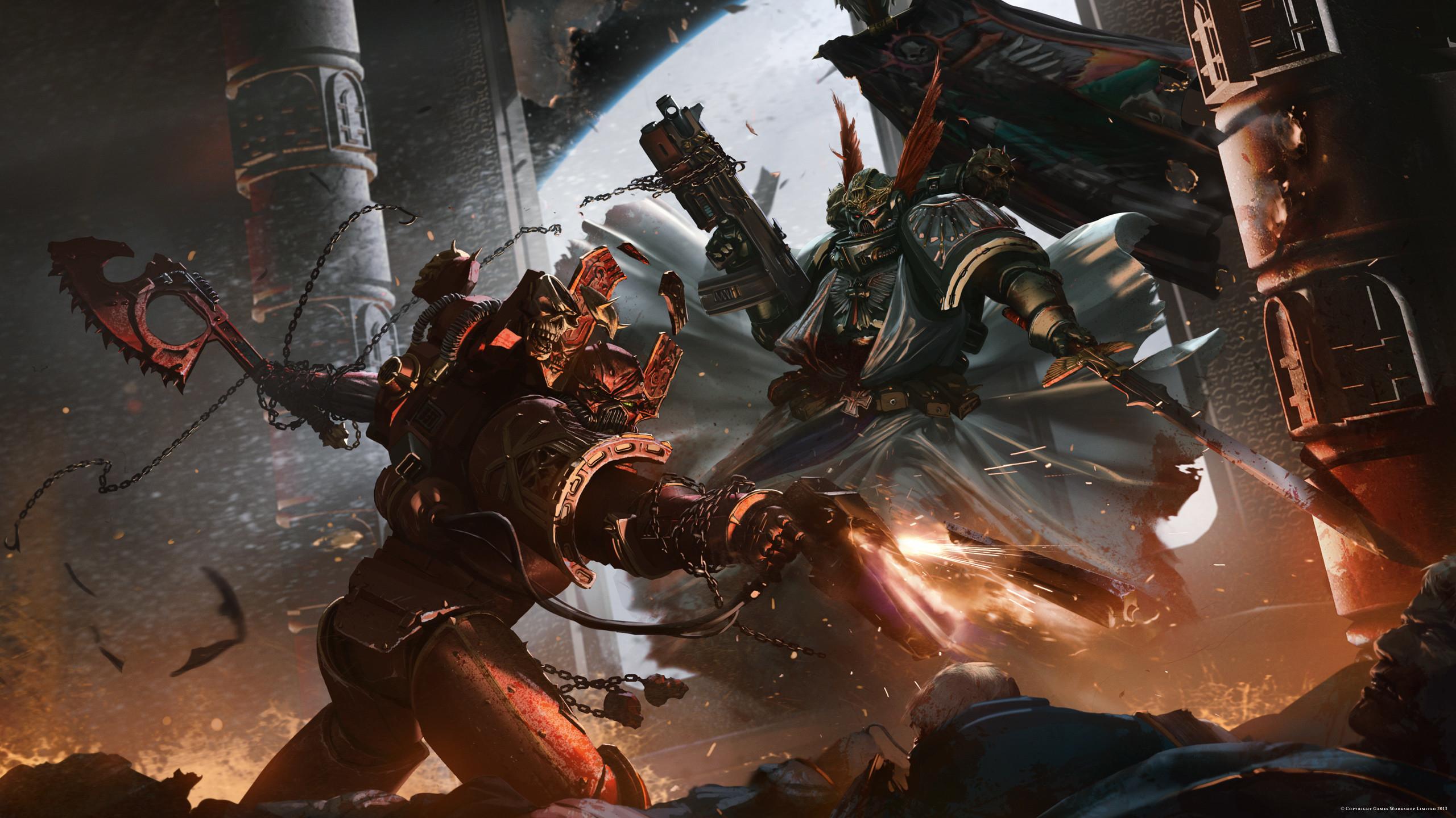 Warhammer 40K Res: / Size:1272kb. Views: 6843