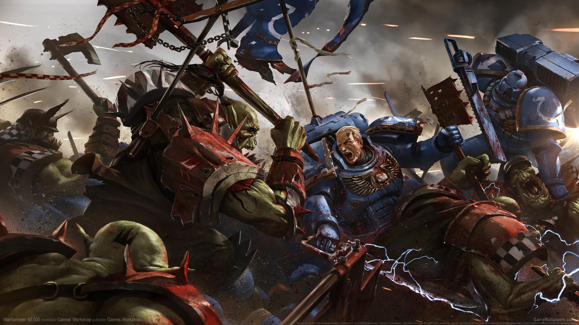 Warhammer 40,000 wallpaper or background Warhammer 40,000 wallpaper or  background 01