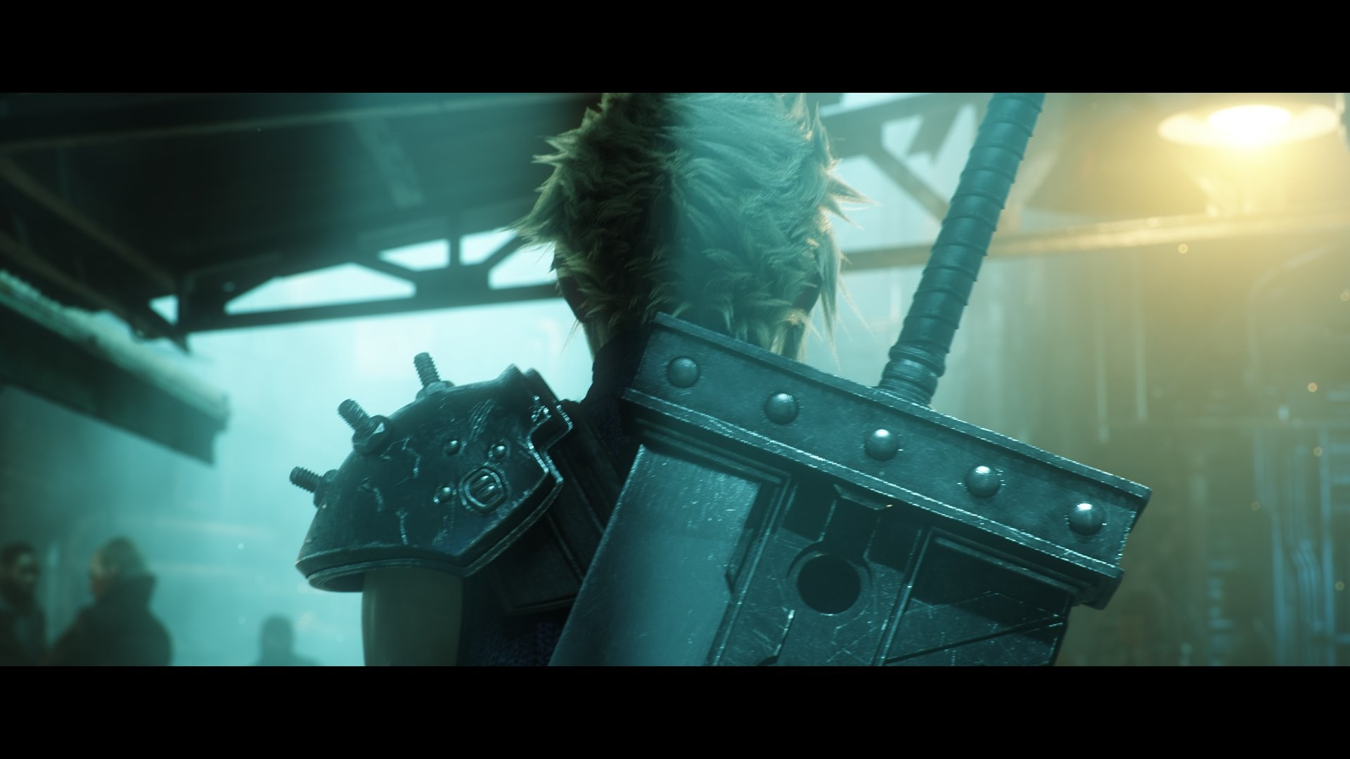 Final Fantasy VII Remake: Questions, Concerns, and Euphoria – Not Your  Mama's Gamer