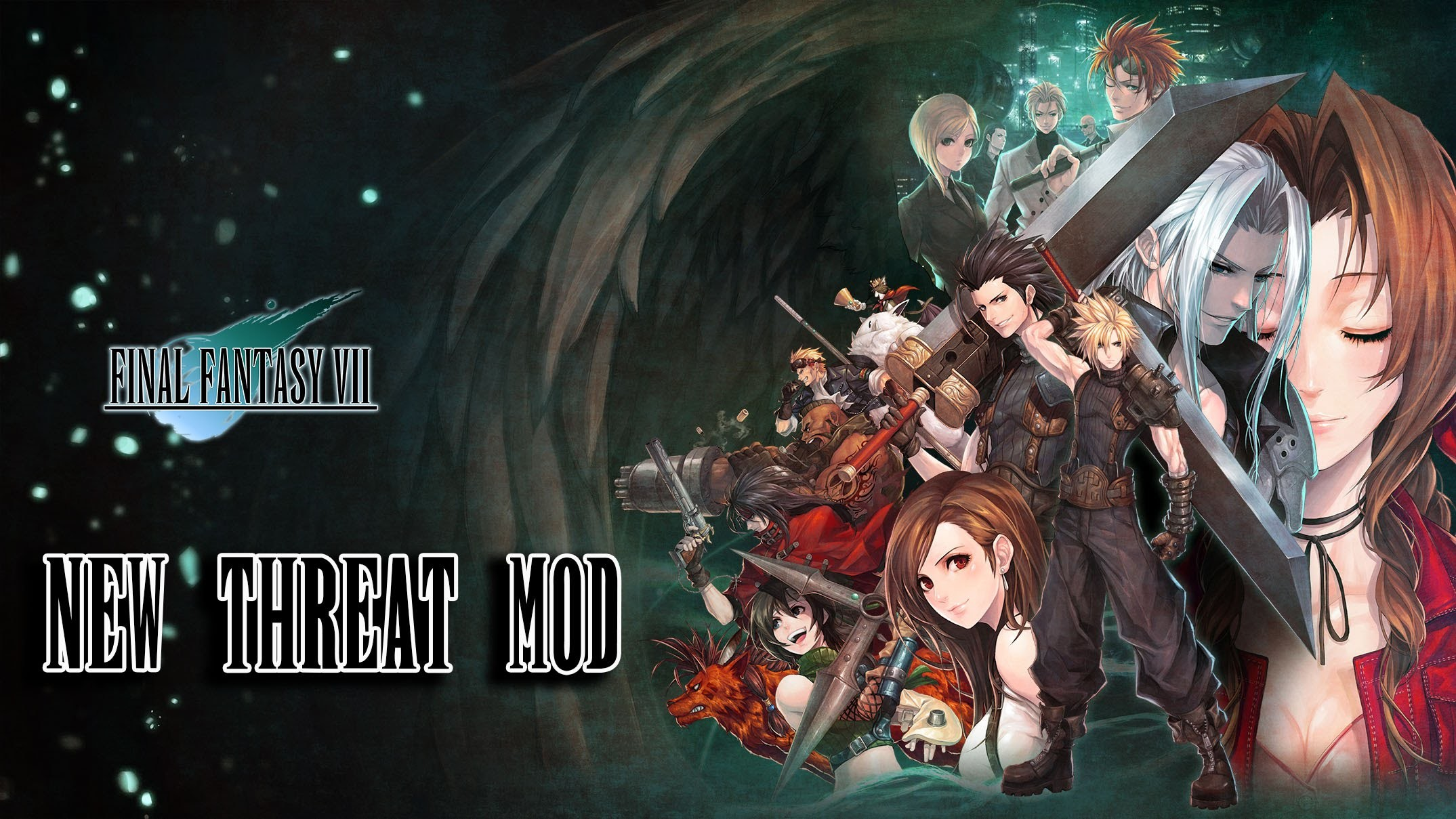 Final Fantasy VII New Threat mod – YouTube