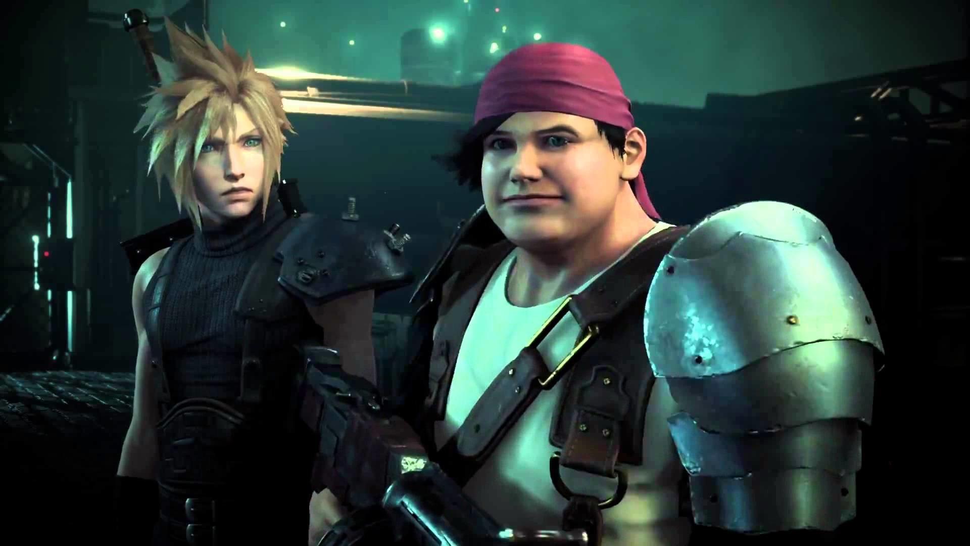 Final Fantasy VII Remake – PS4 Gameplay Trailer – (1080p HD!)