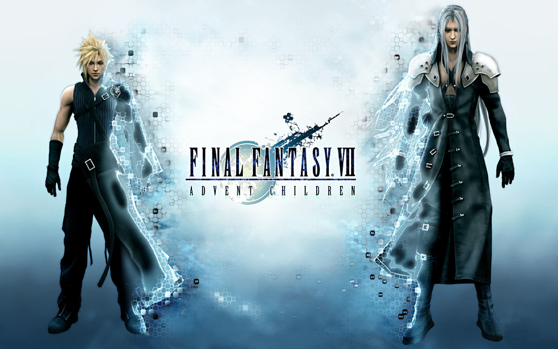 Week 19 – Movie Week – Advent Children – A whopping 8 years after Final  Fantasy VII came out, Final Fantasy VII: Advent Children is released in  Love it or …