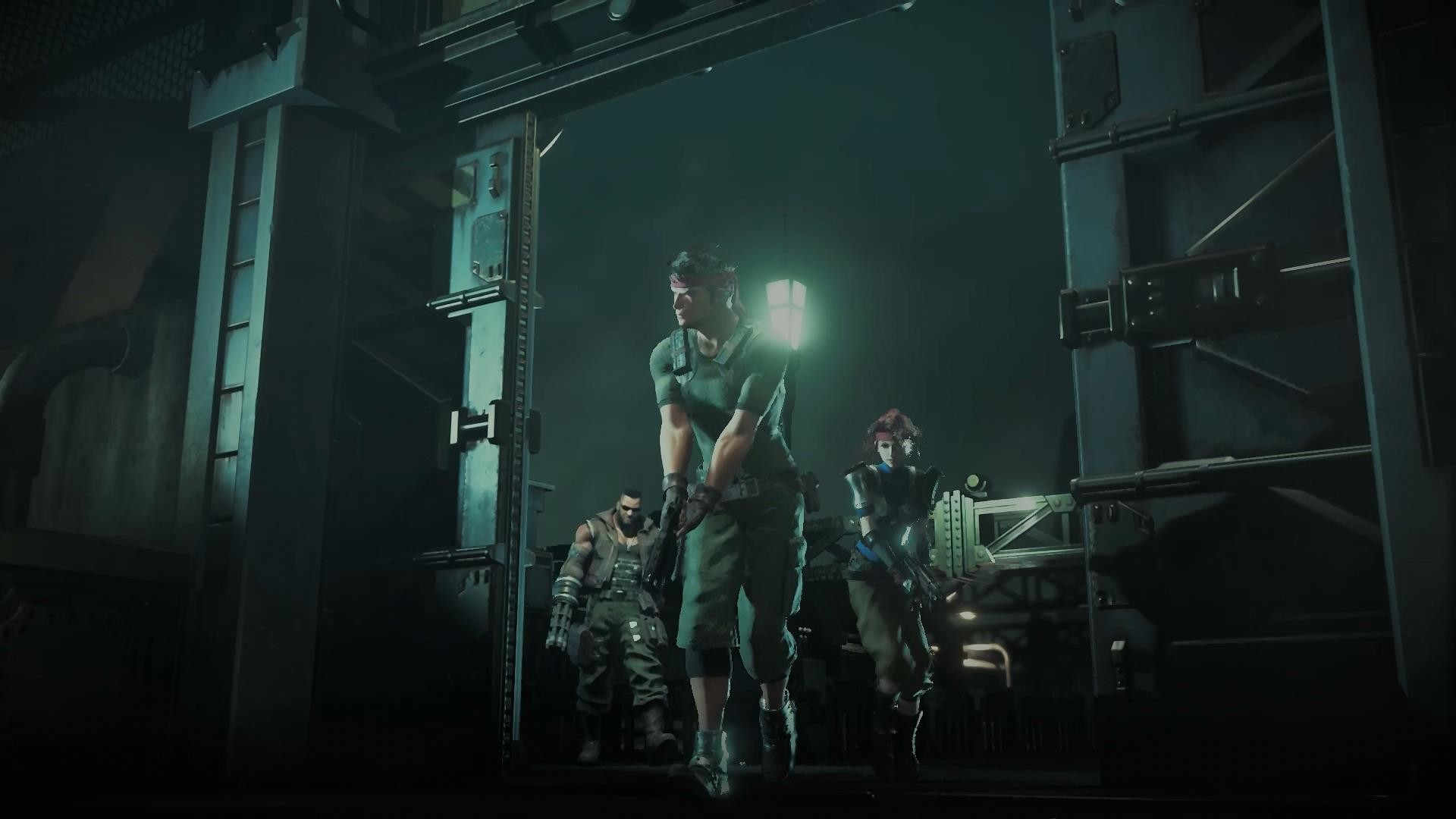 Final Fantasy VII Remake will explore characters like Biggs, Wedge and  Jessie further – Nova Crystallis