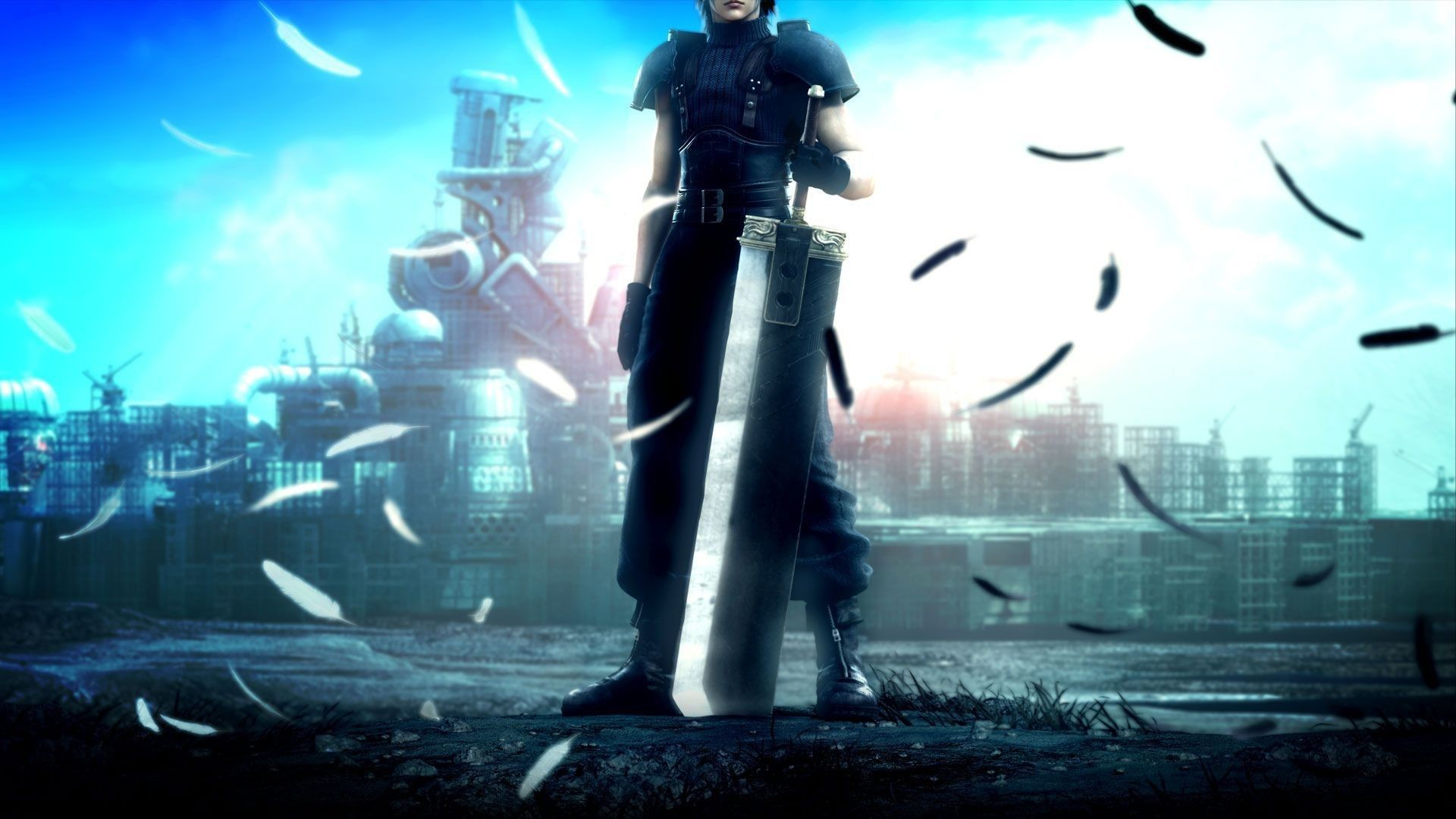 """Search Results for """"final fantasy vii crisis core wallpaper hd"""" – Adorable  Wallpapers"""