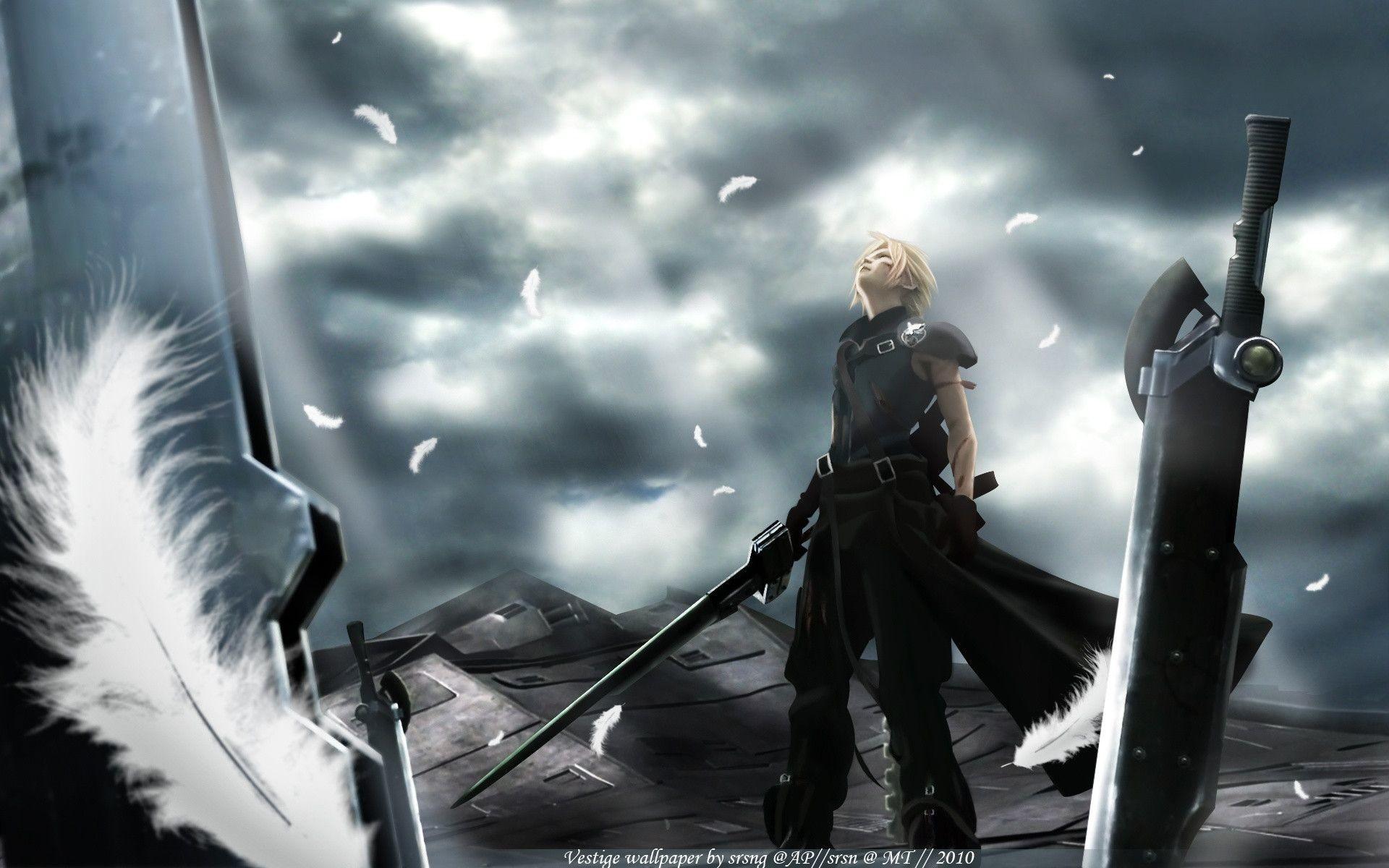 77 Final Fantasy Vii Remake