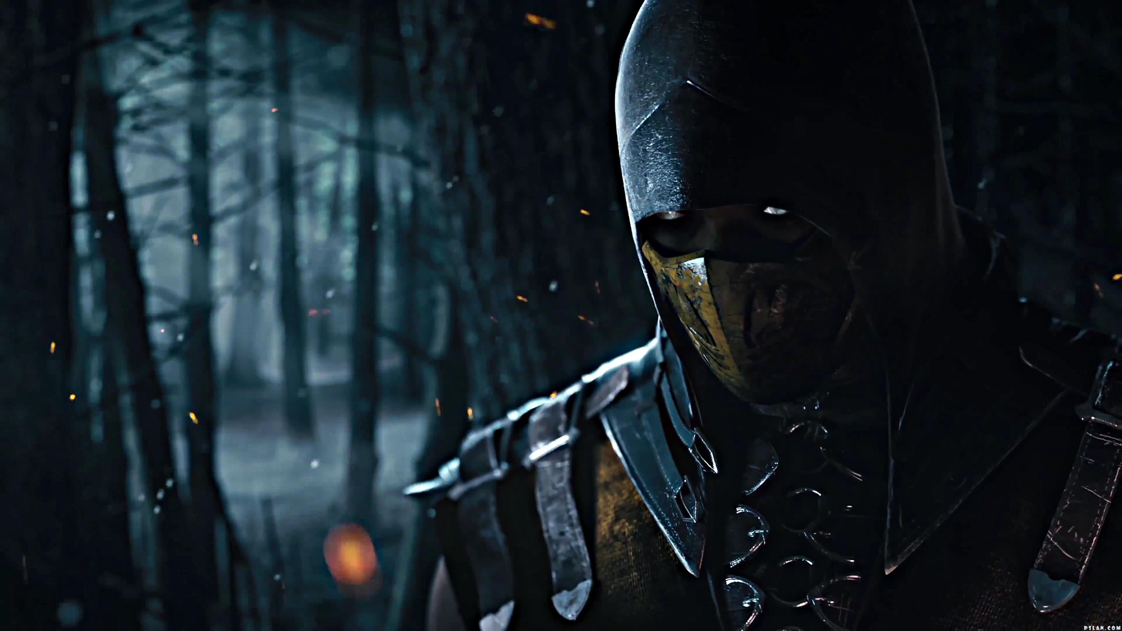 MORTAL KOMBAT X fighting fantasy warrior action (16)_JPG wallpaper .