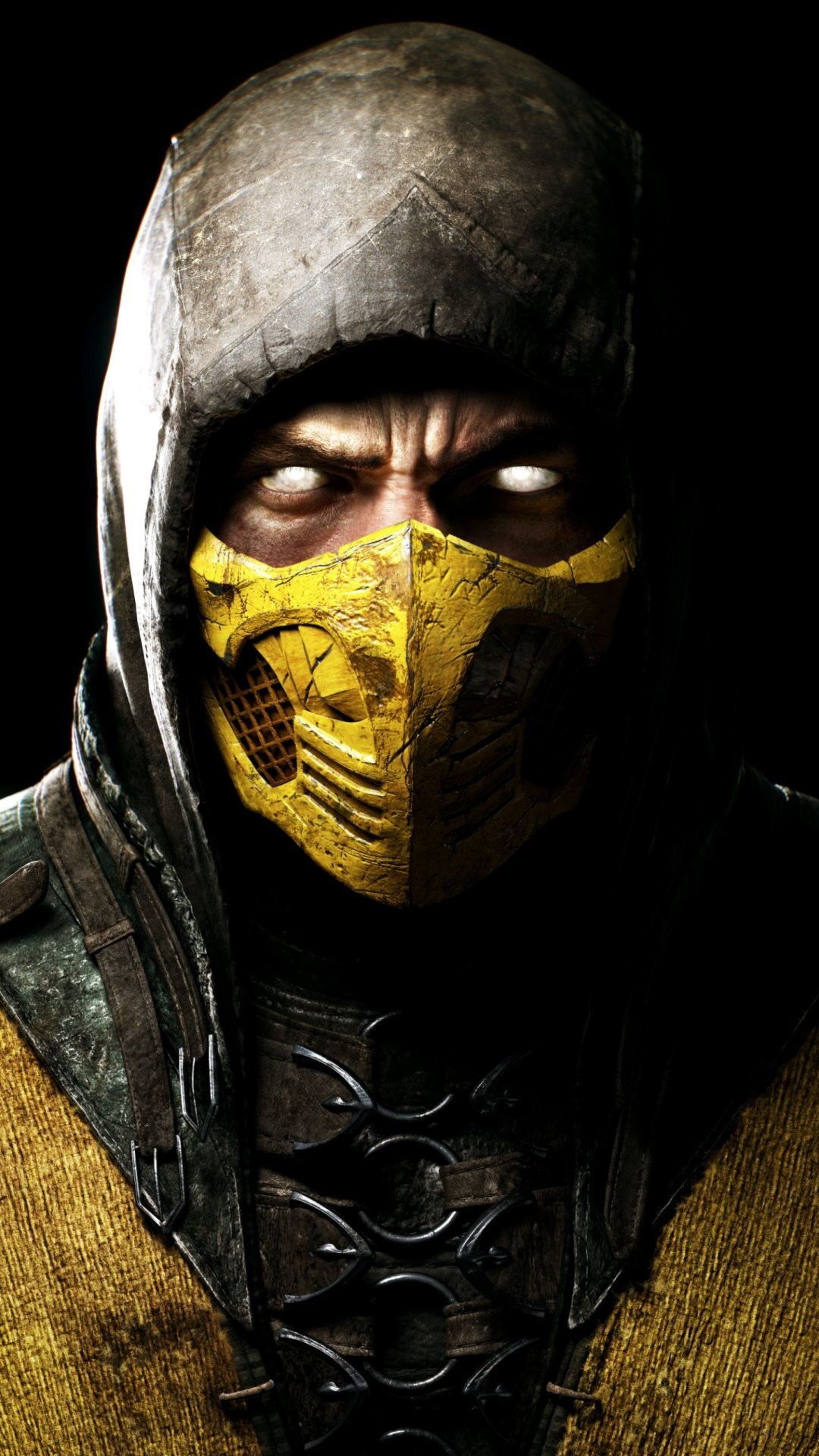 2 super wallpapers with Scorpion from Mortal Kombat X are listed below in  4K, HD and wide sizes · Download the new Mortal Kombat X if you'd like to  have it …