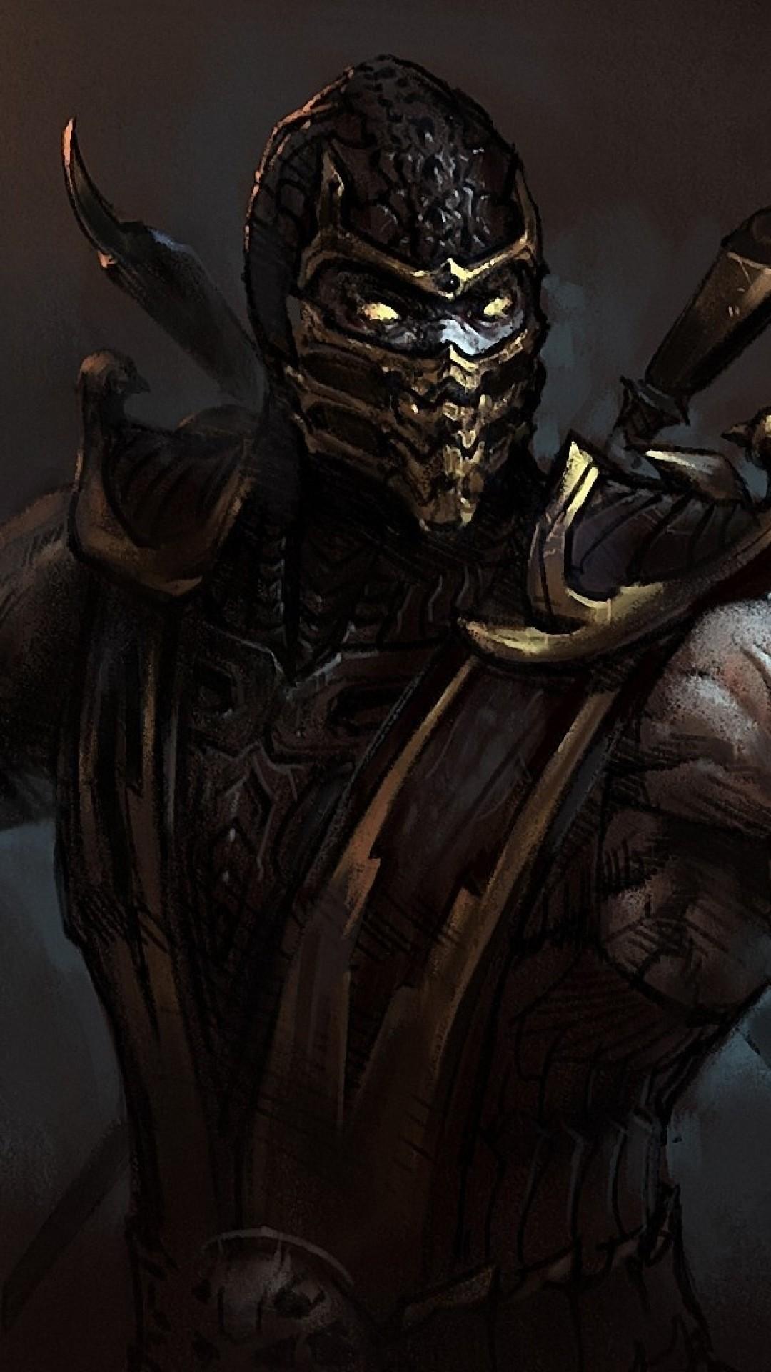 Mortal Kombat Wallpapers for Iphone 7, Iphone 7 plus … Mortal Kombat X