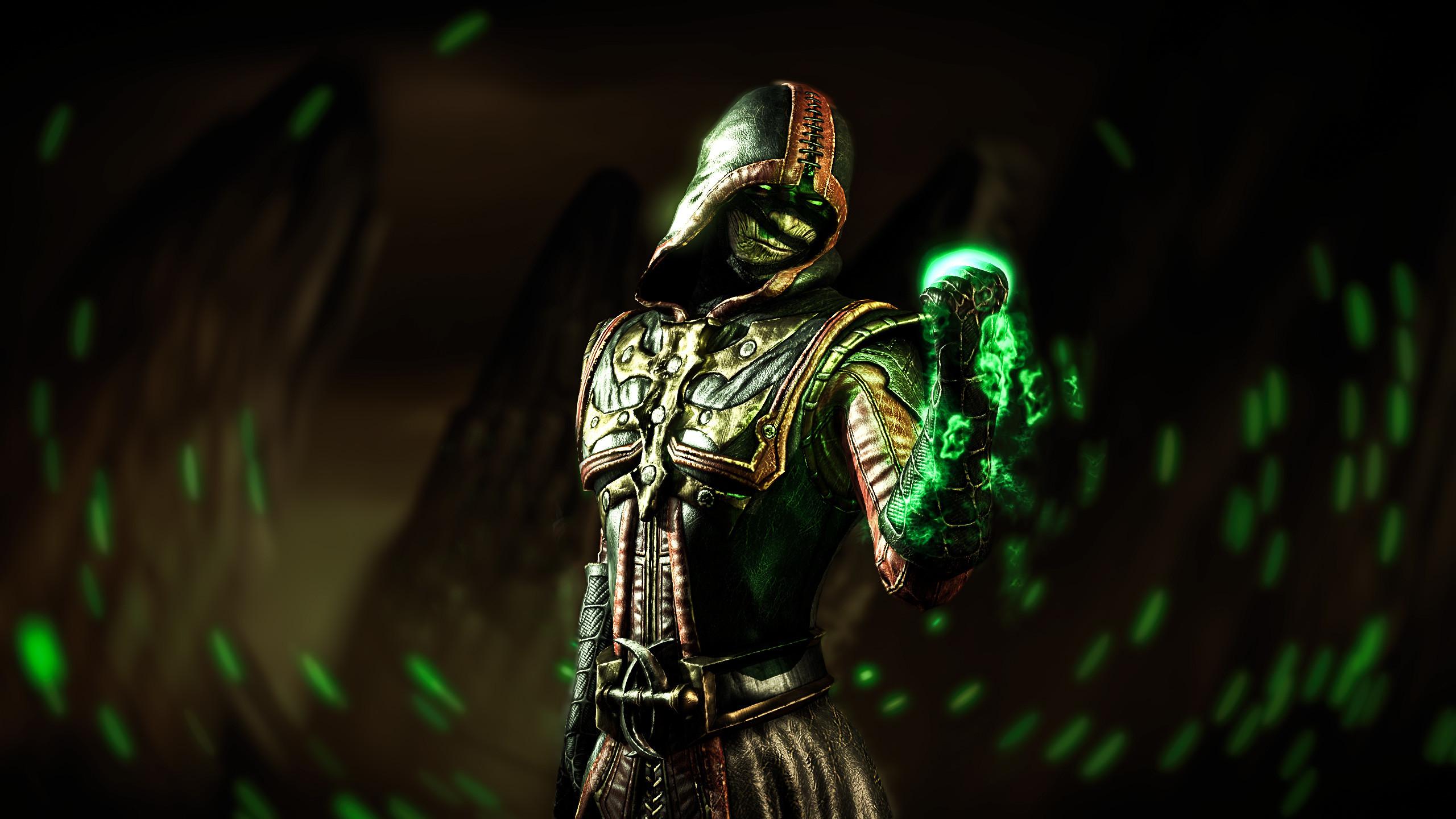 Games / Ermac Wallpaper. Ermac, Mortal Kombat X