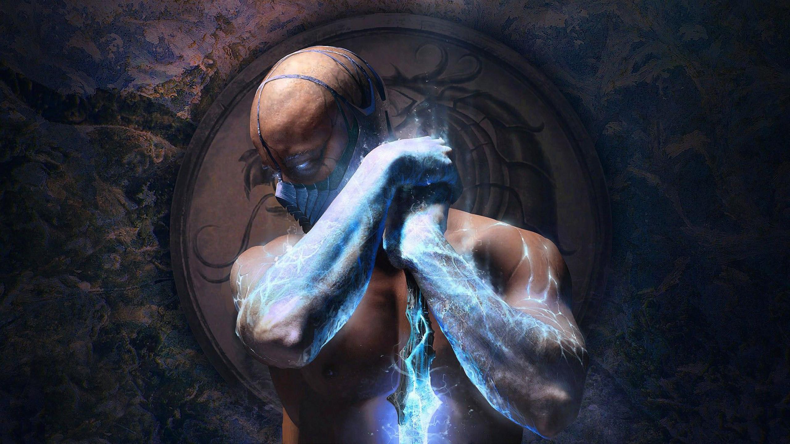 Mortal Kombat X iOS Raiden [Render by WyRuZzaH mk x raiden 2560×1440
