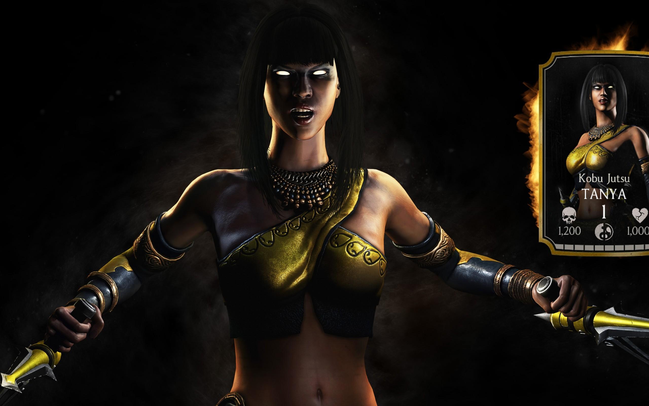 Tanya, Mortal Kombat X