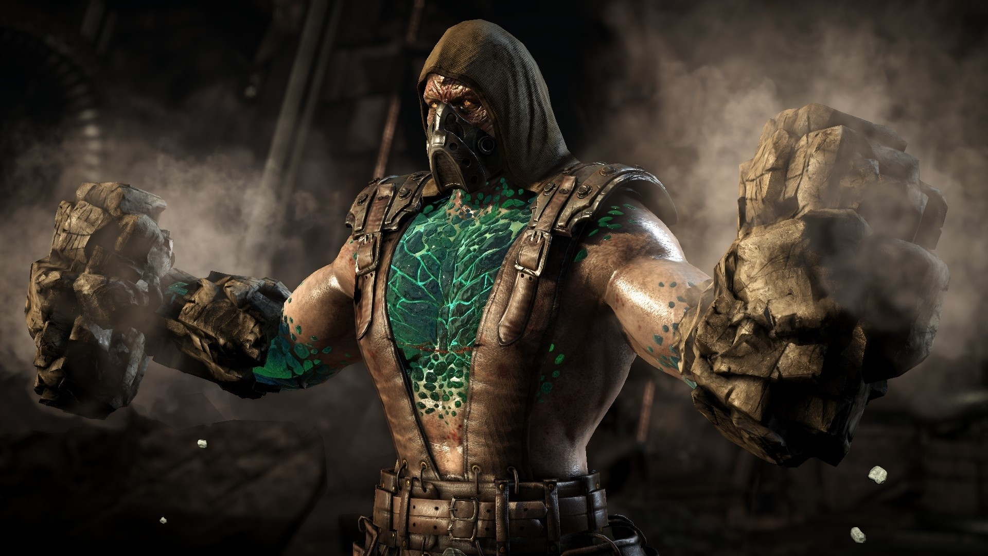 [1920×1080] Tremor From Mortal Kombat X Need #iPhone #6S #Plus #Wallpaper/  #Background for #IPhone6SPlus? Follow iPhone 6S Plus 3Wallpapers/ #Backg…