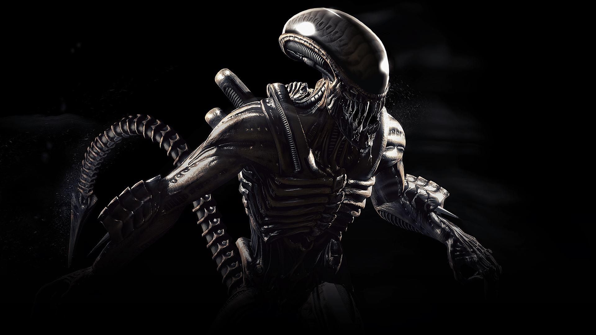 Alien Mortal Kombat X