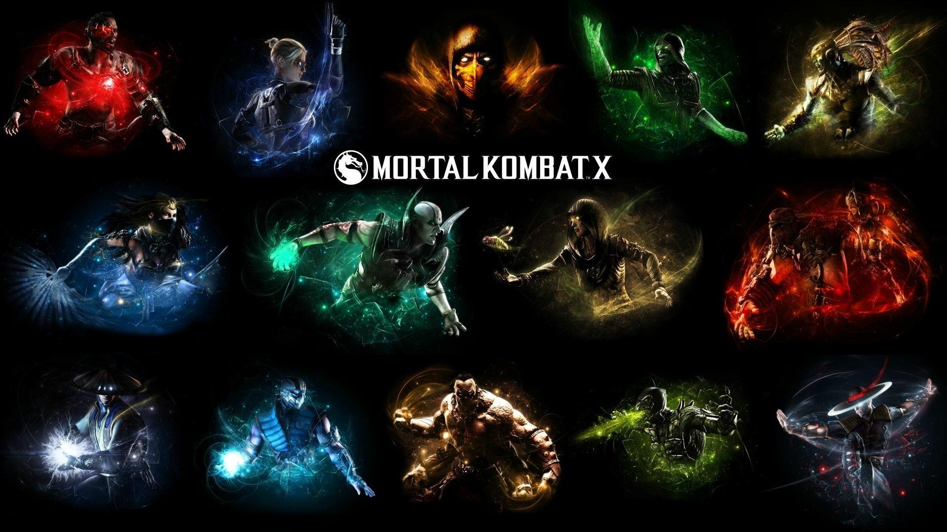 Gorgeous Mortal Kombat X Wallpaper | Full HD Pictures