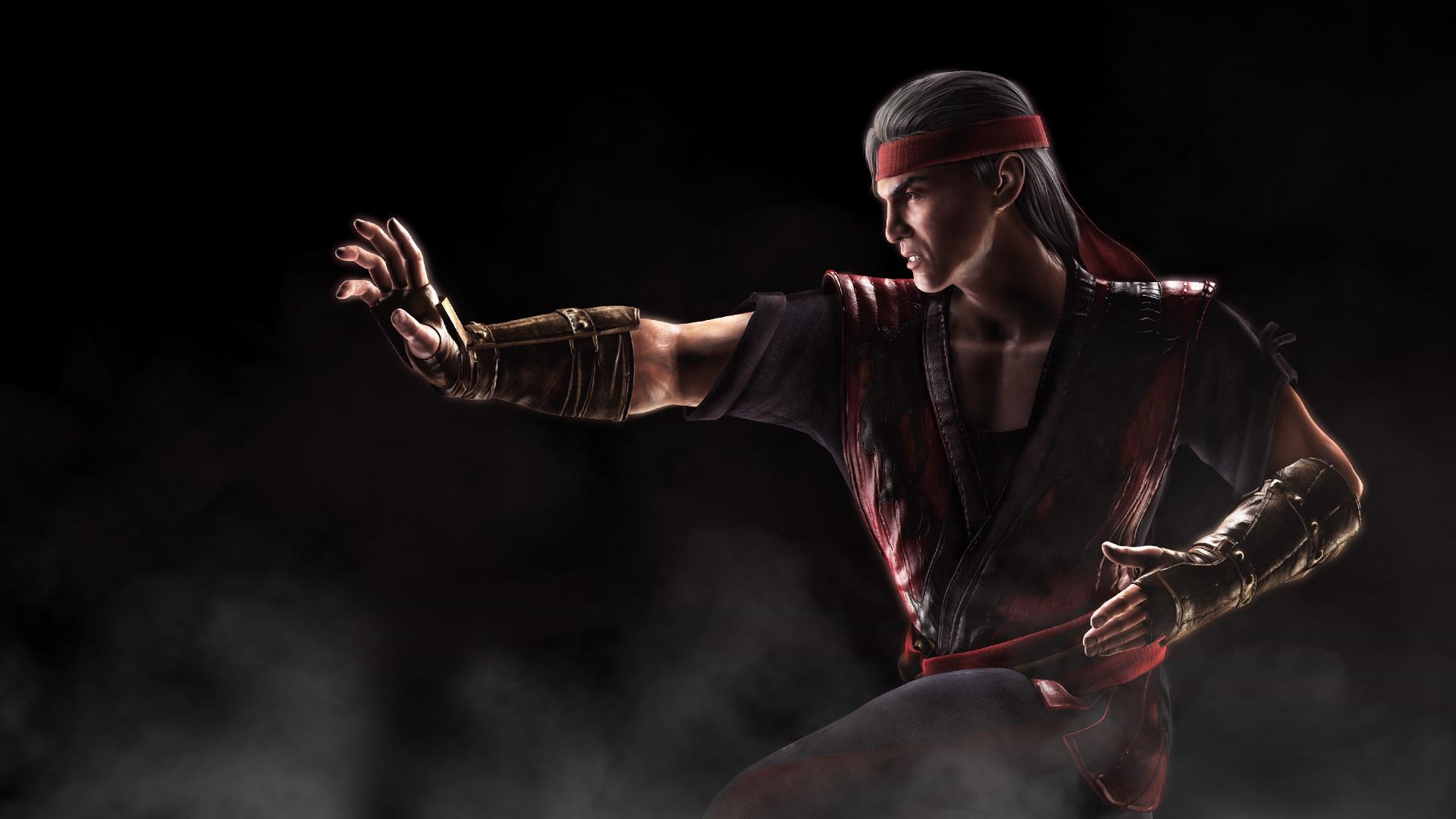Liu Kang Mortal Kombat X