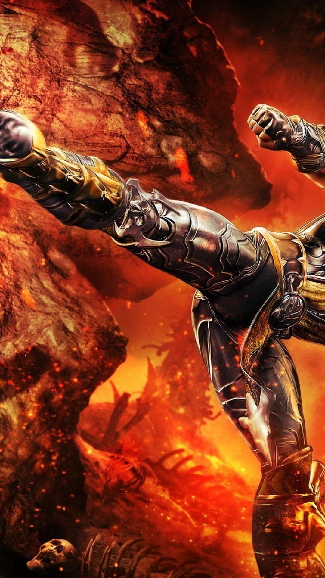 Mortal Kombat X Hack iPhone 6 Plus – Wallpaper .