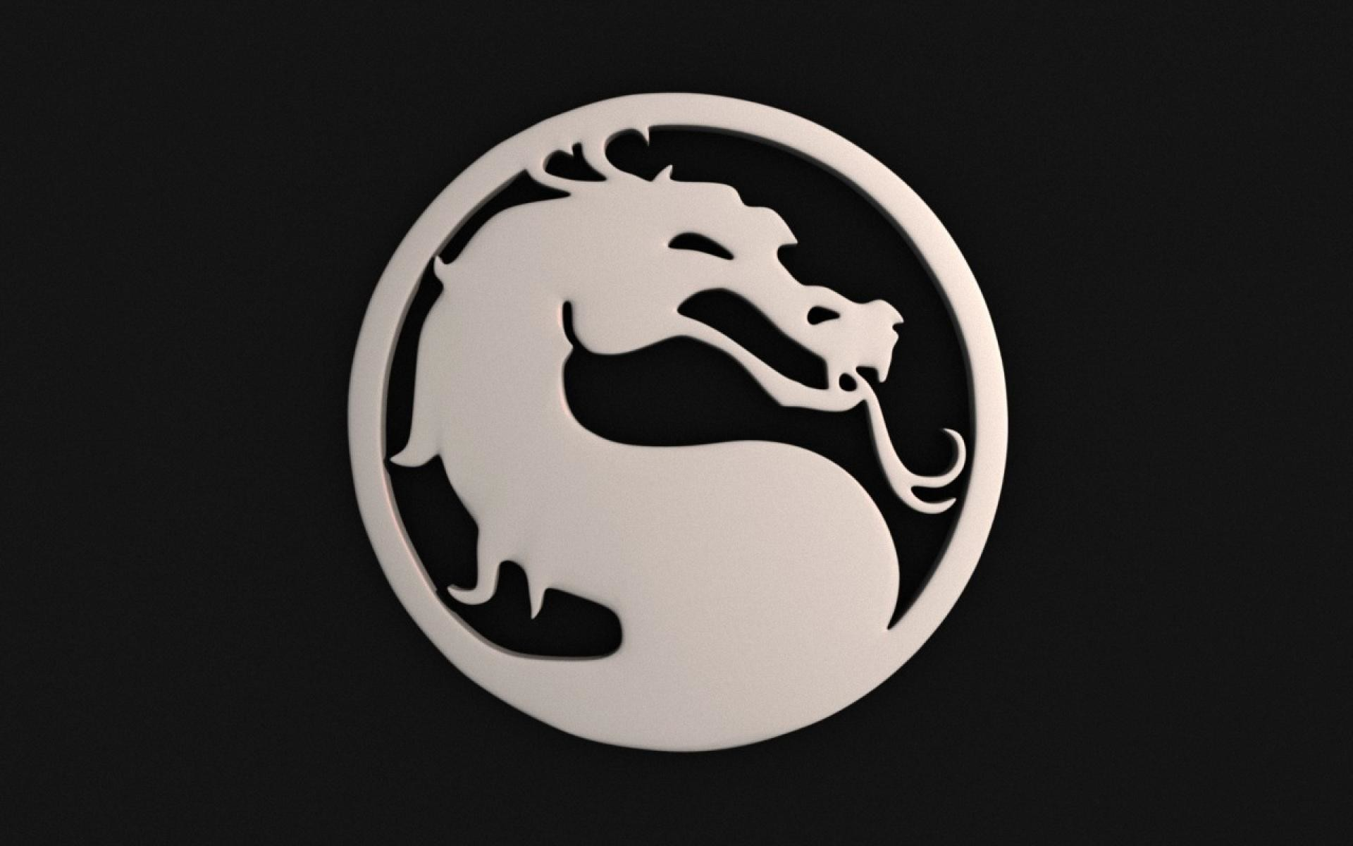 Mortal Kombat Logo wallpaper 174317