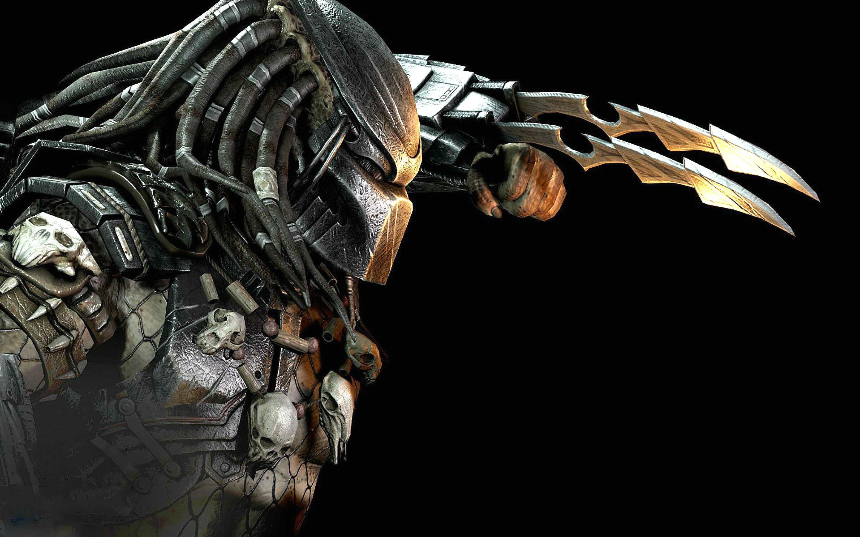 MORTAL KOMBAT X fighting action battle arena warrior 1mkx fantasy artwork  predator alien sci-fi wallpaper | | 728522 | WallpaperUP