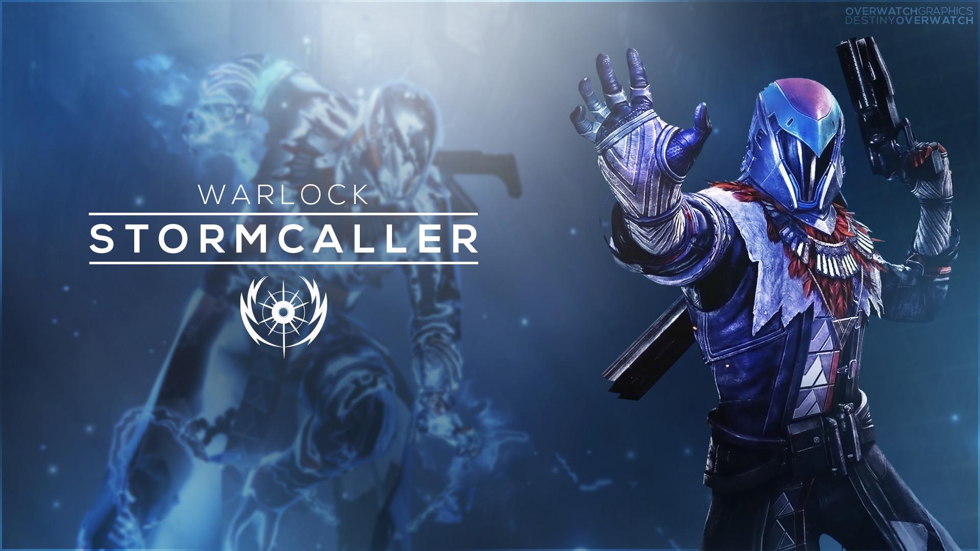 … OverwatchGraphics Destiny the Game – Stormcaller Phone Wallpaper by  OverwatchGraphics