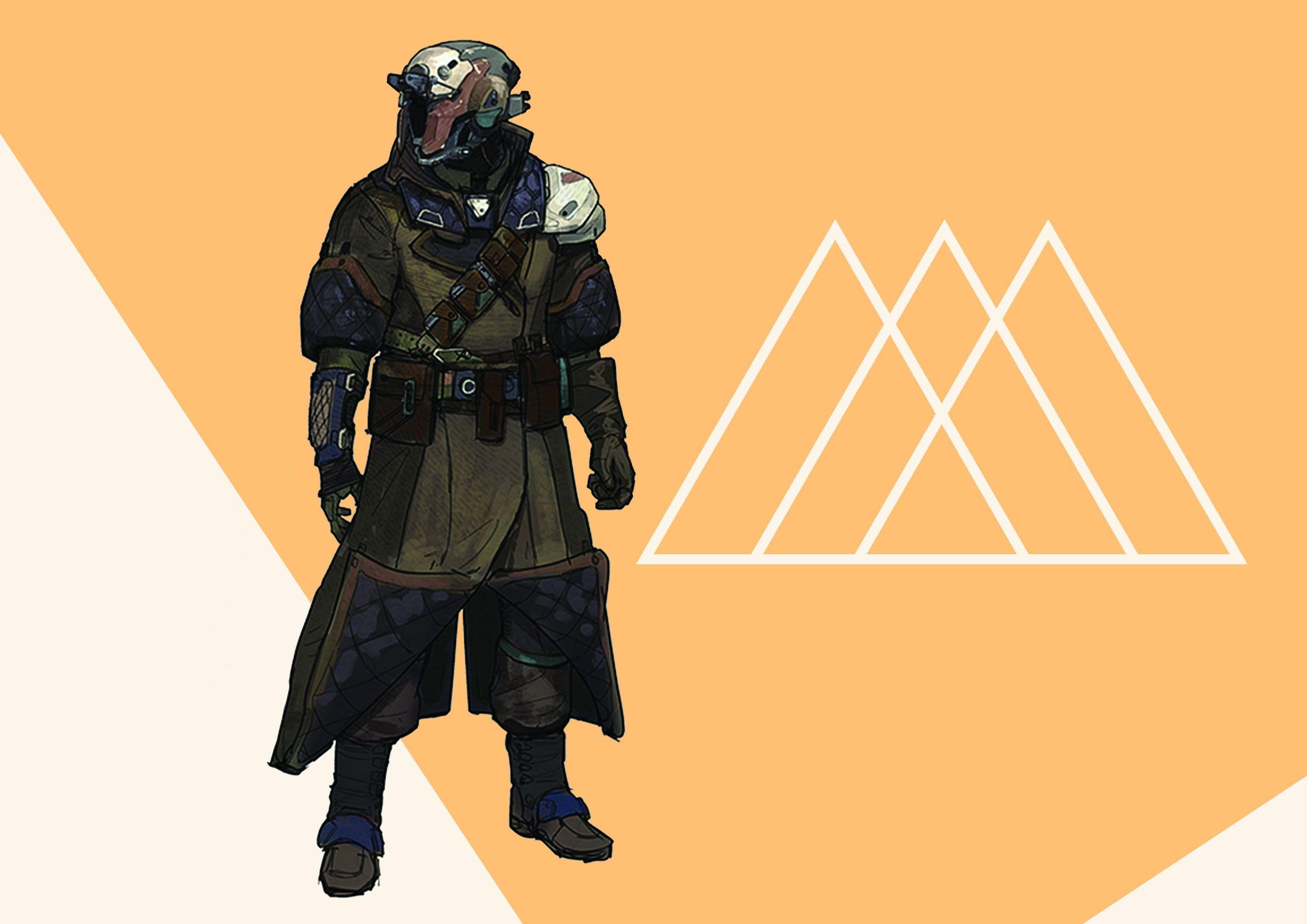 Destiny – Warlock Wallpaper