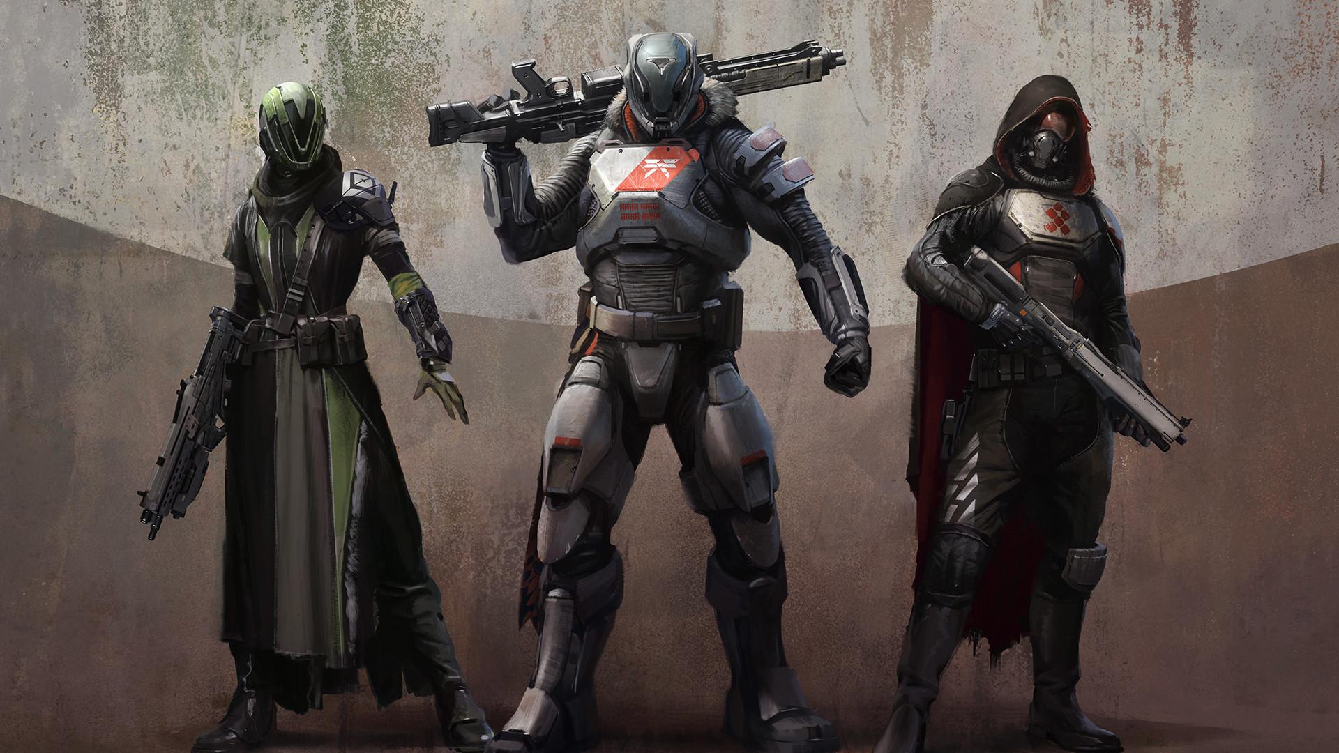 Destiny Warlock Wallpaper. Destiny Game Classes
