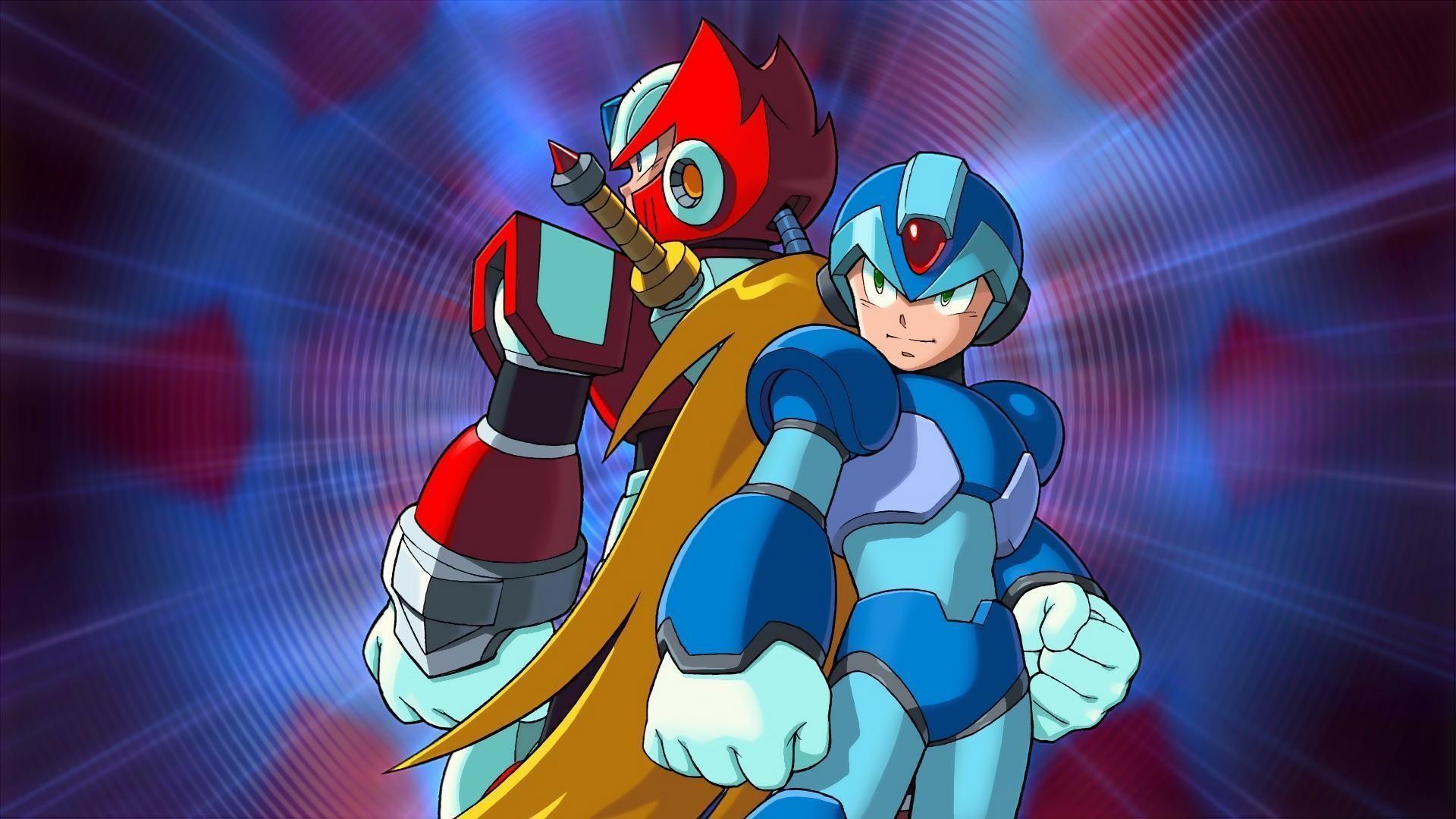 Megaman X: Zero and X[1] by Light-Rock on DeviantArt