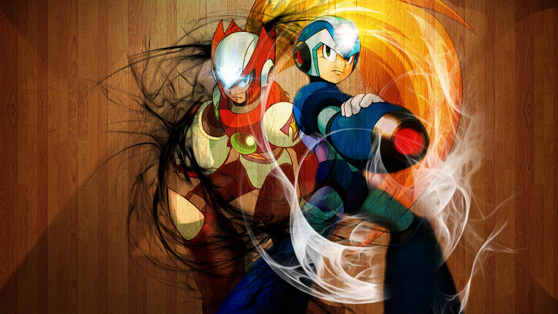 Megaman X Zero Wallpaper 1080p