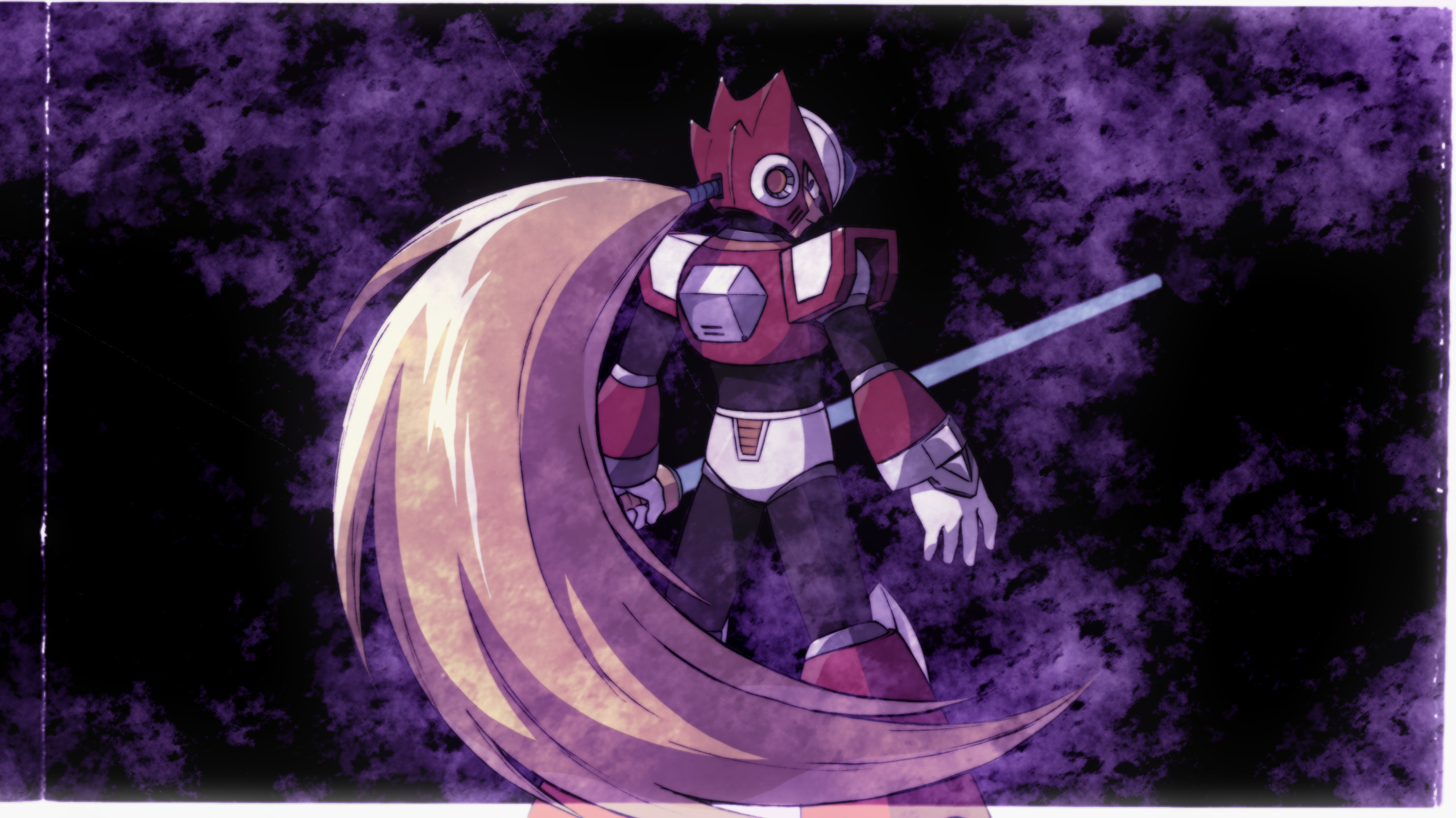 … Megaman X: ZERO[7] by Light-Rock