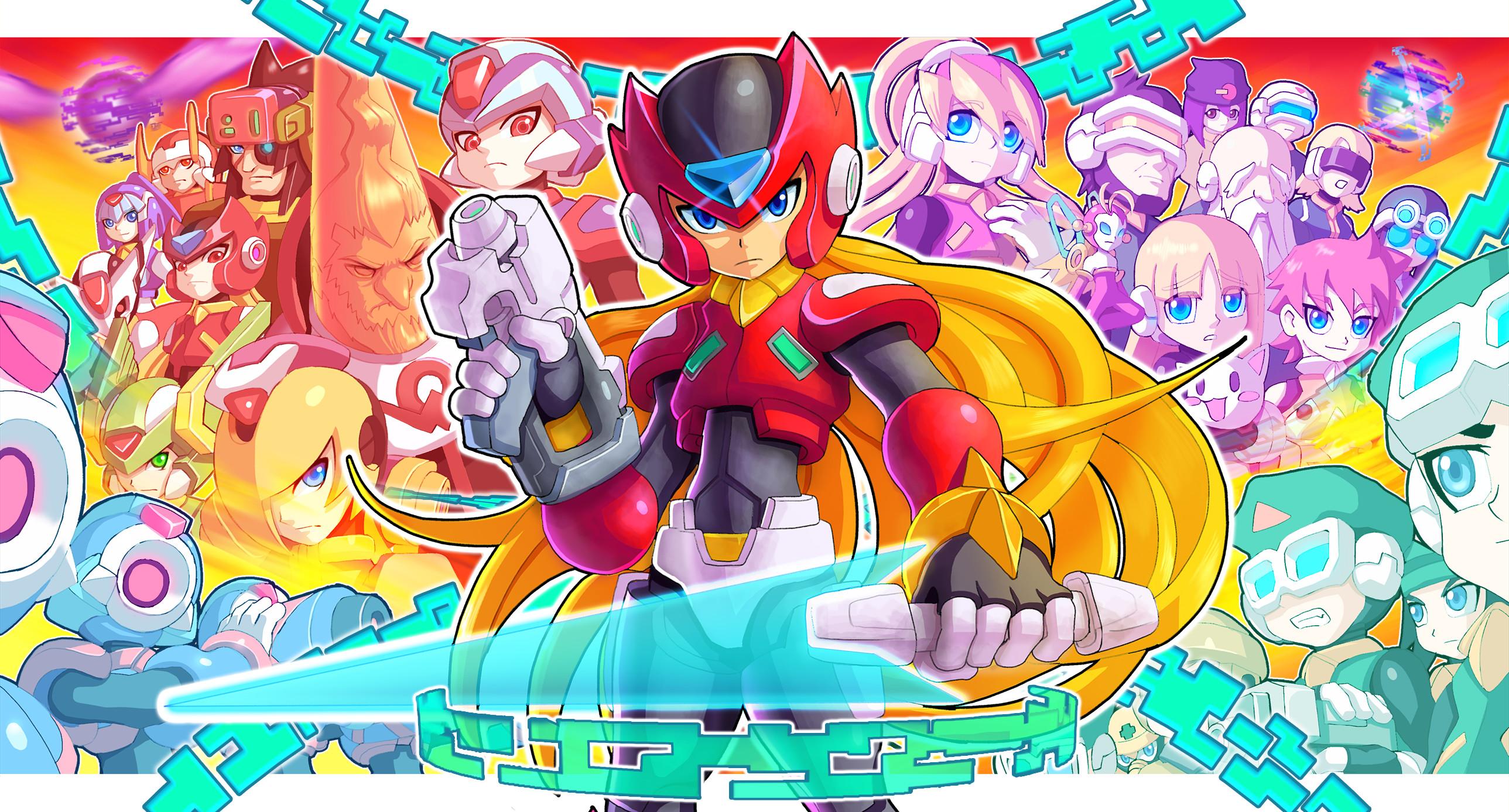 HD Wallpaper | Background ID:760467. Video Game Mega Man Zero  Collection