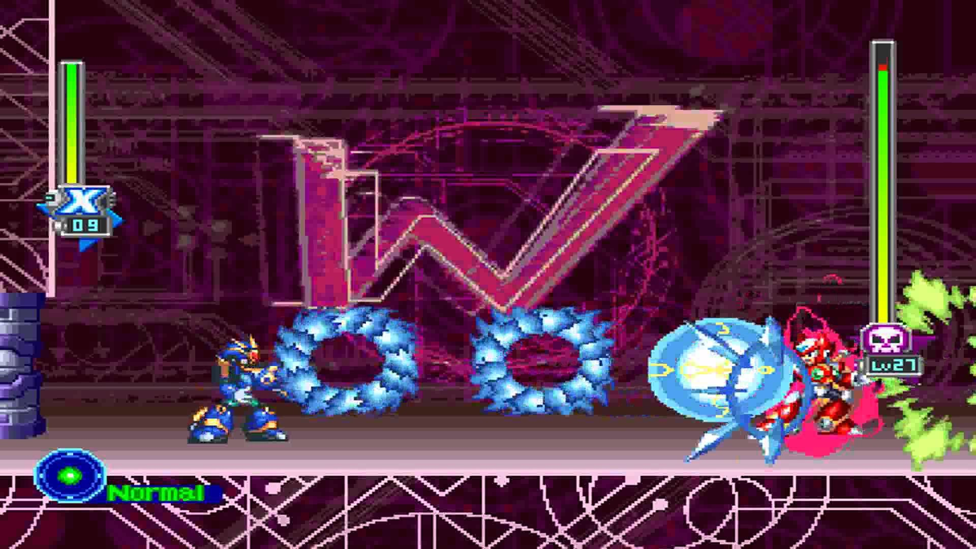 Megaman X 5 : X vs Maverick Zero Xtreme No Damage Buster Only – YouTube
