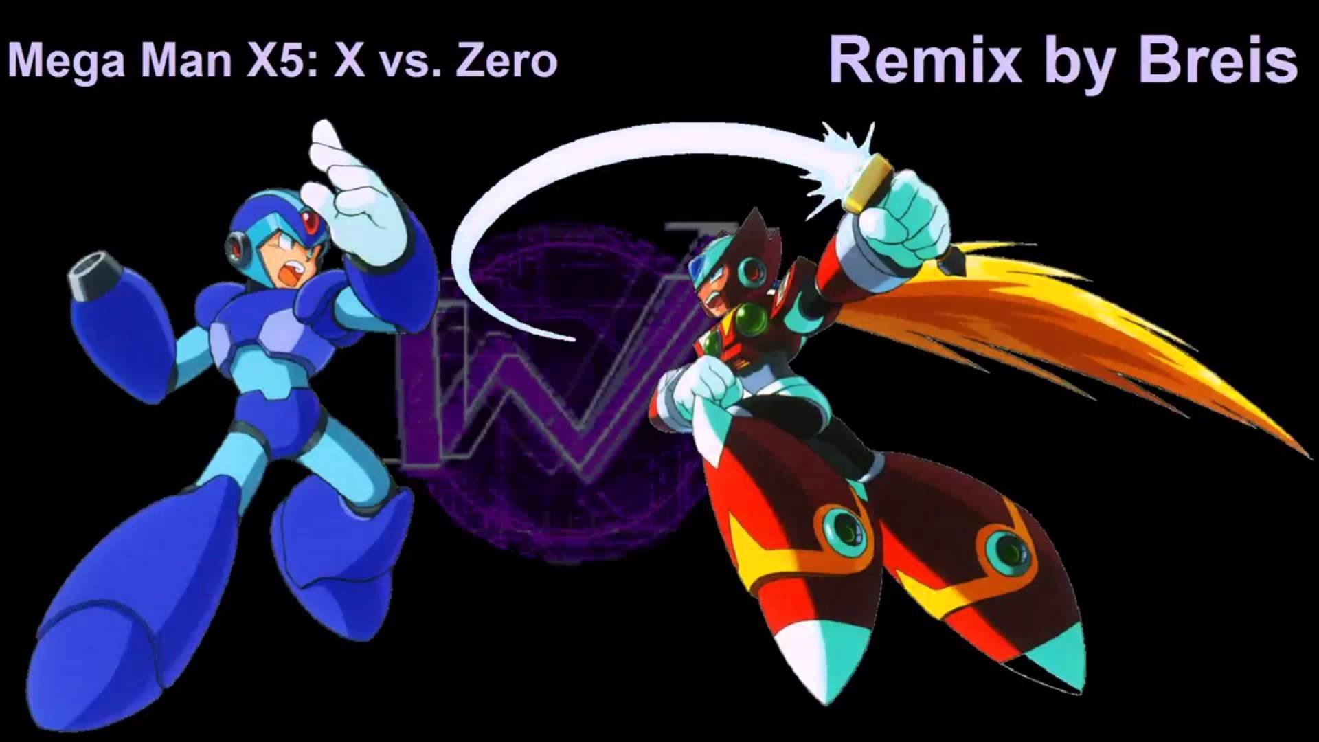 Breis – Mega Man X5: X vs. Zero