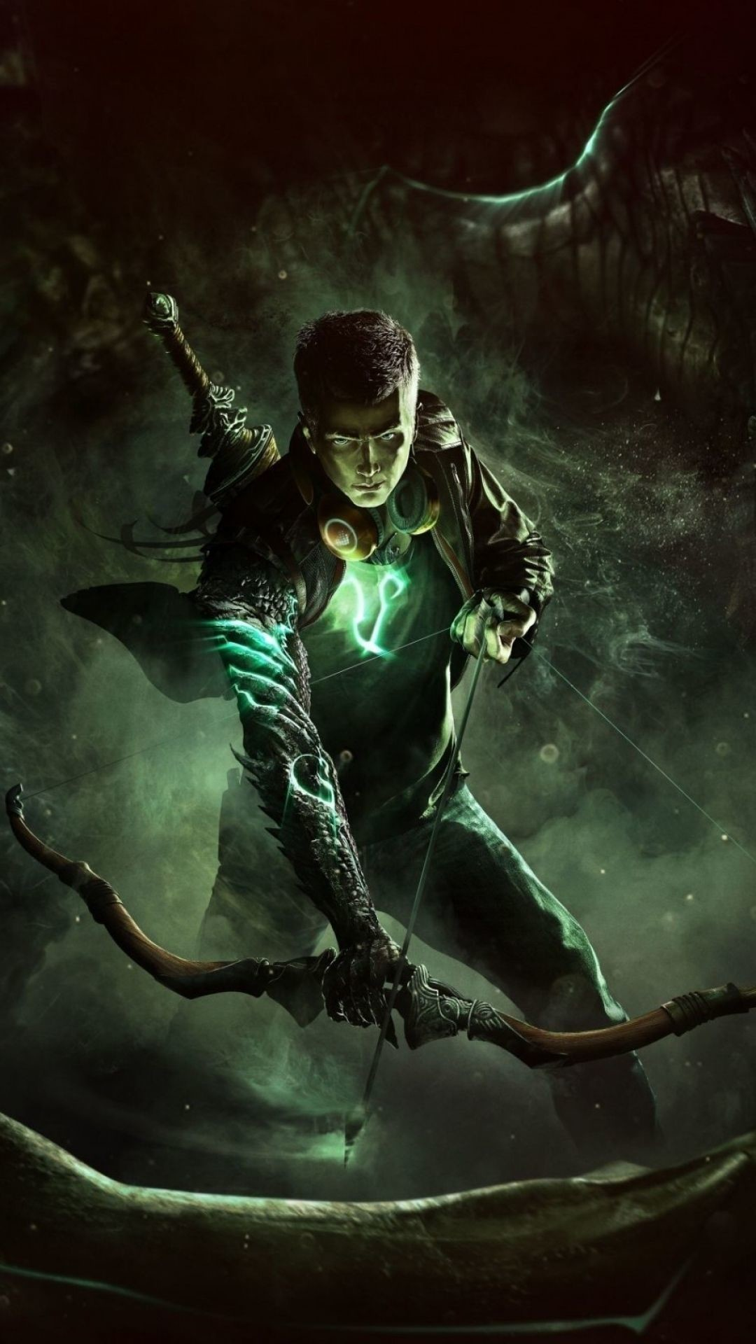 HD Background Scalebound Game Character Platinum Games Wallpaper .