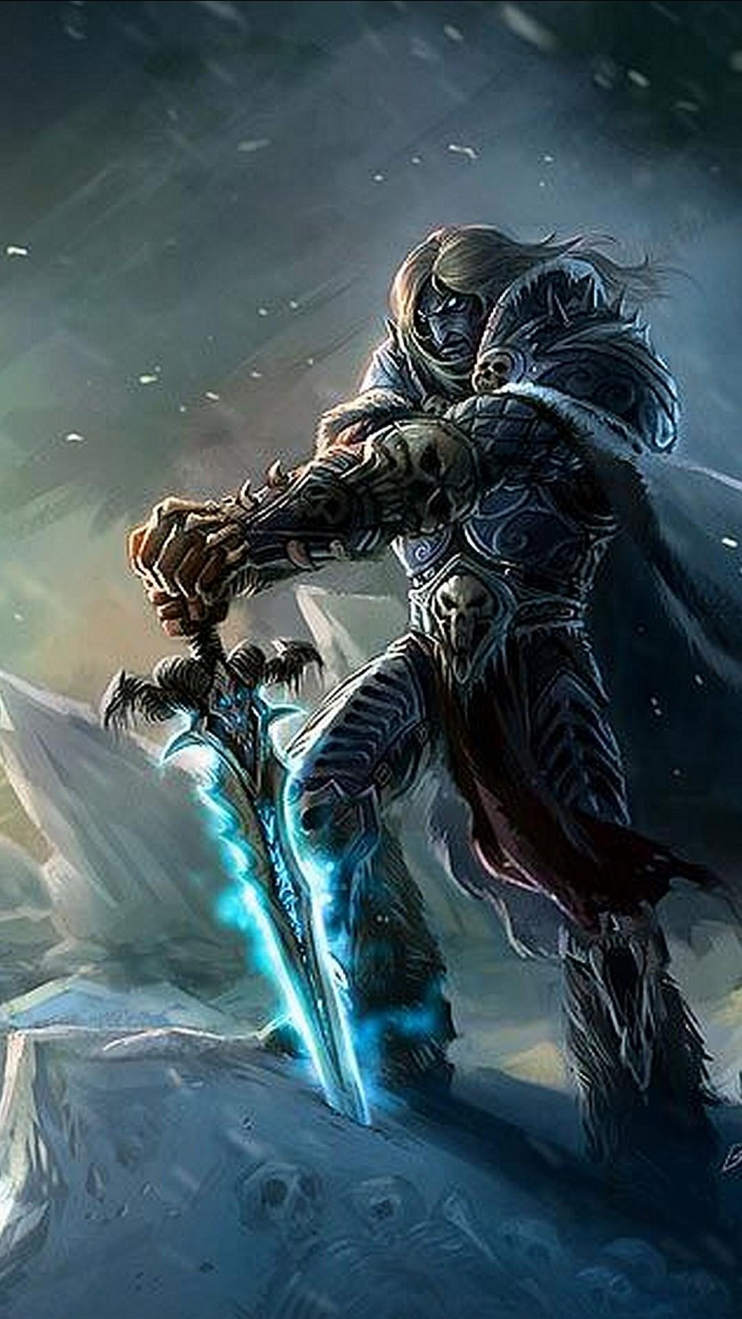 Free Warcraft Movie phone wallpaper by miszrich