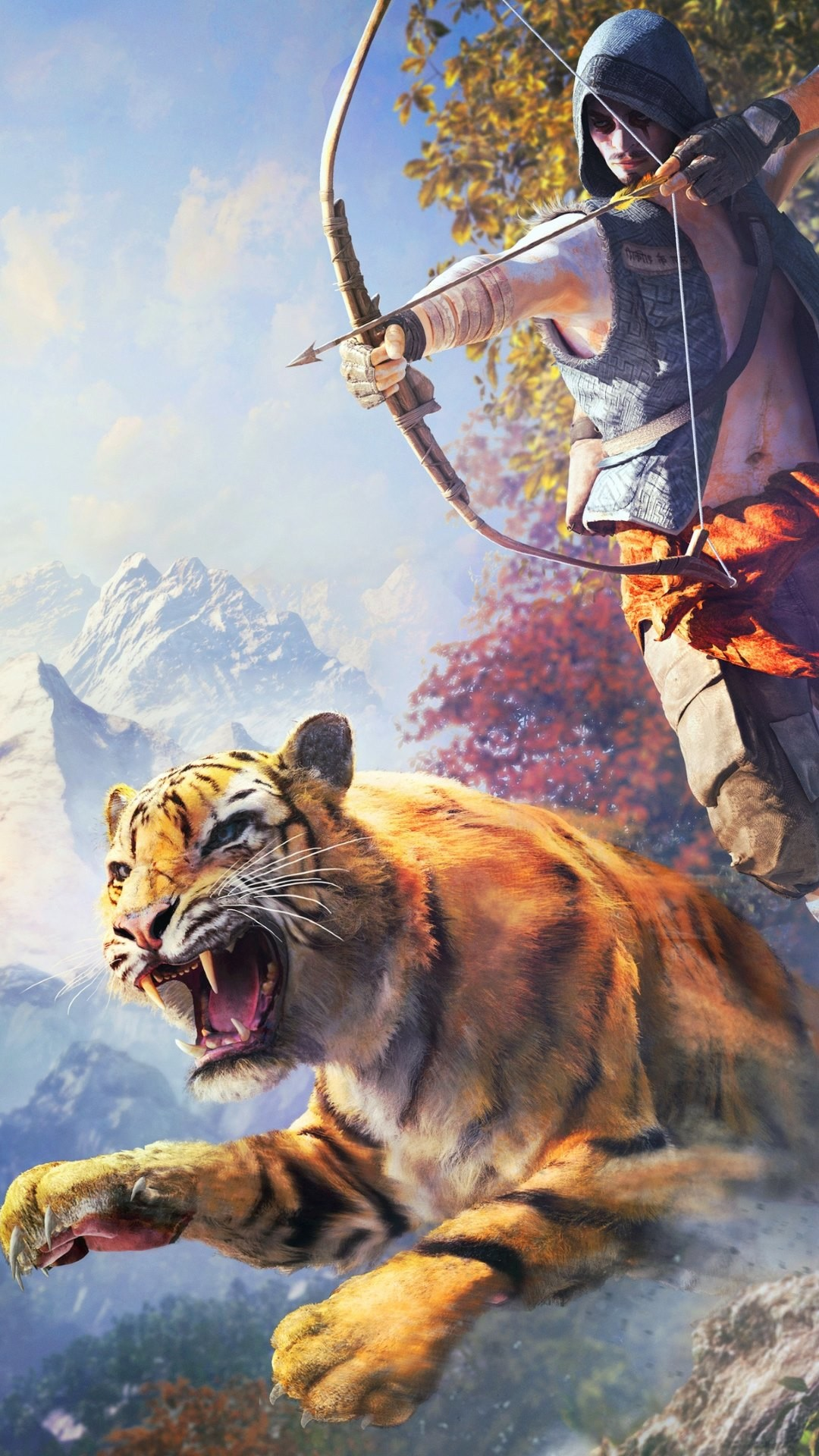 New 4K wallpaper from the video game – Far Cry 4 – listed below in 4K, HD  and wide sizes to be compaible with a wide range of phone, tablets and  desktop …