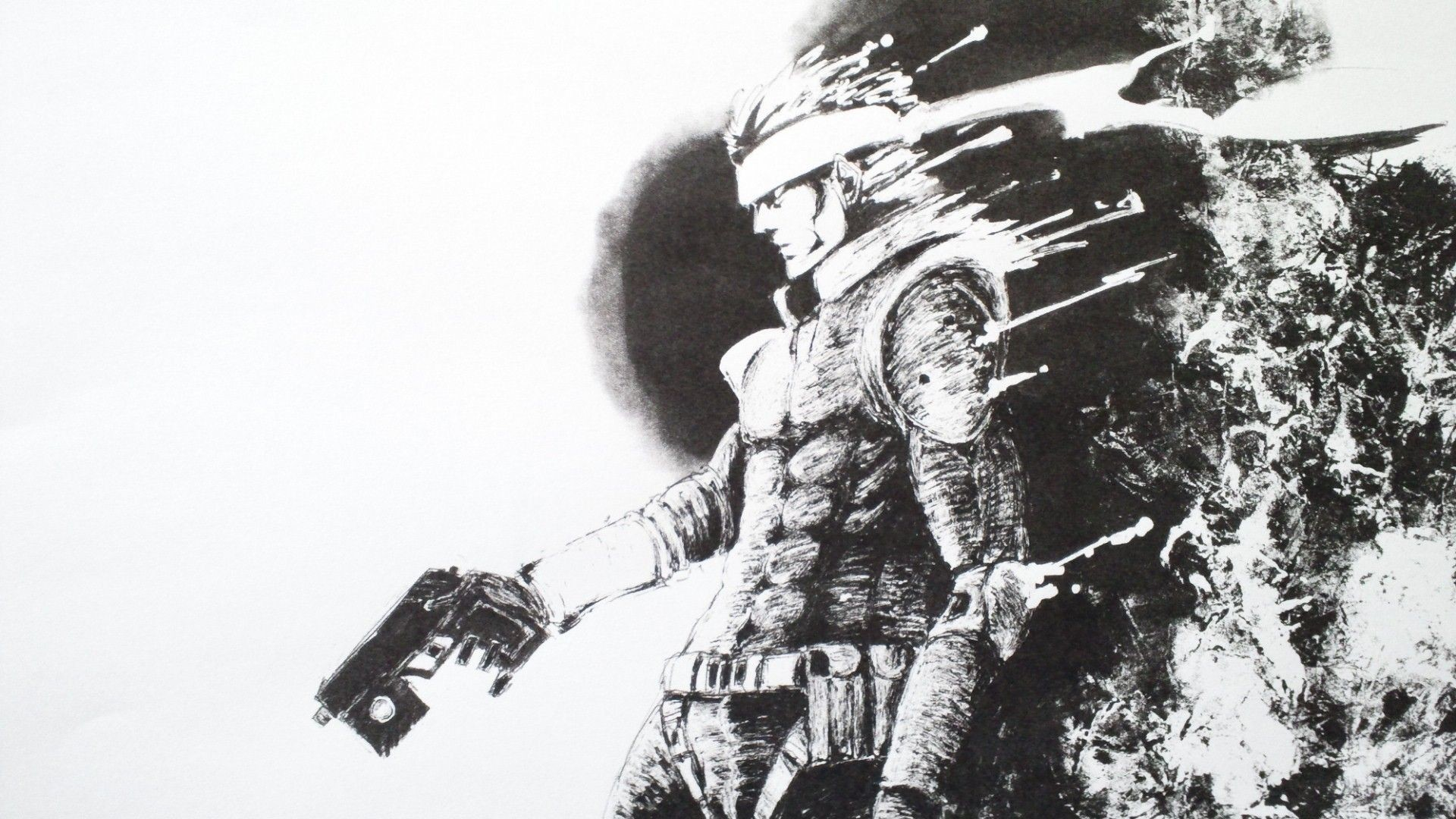 Metal Gear Solid Wallpapers HD – Wallpaper Cave