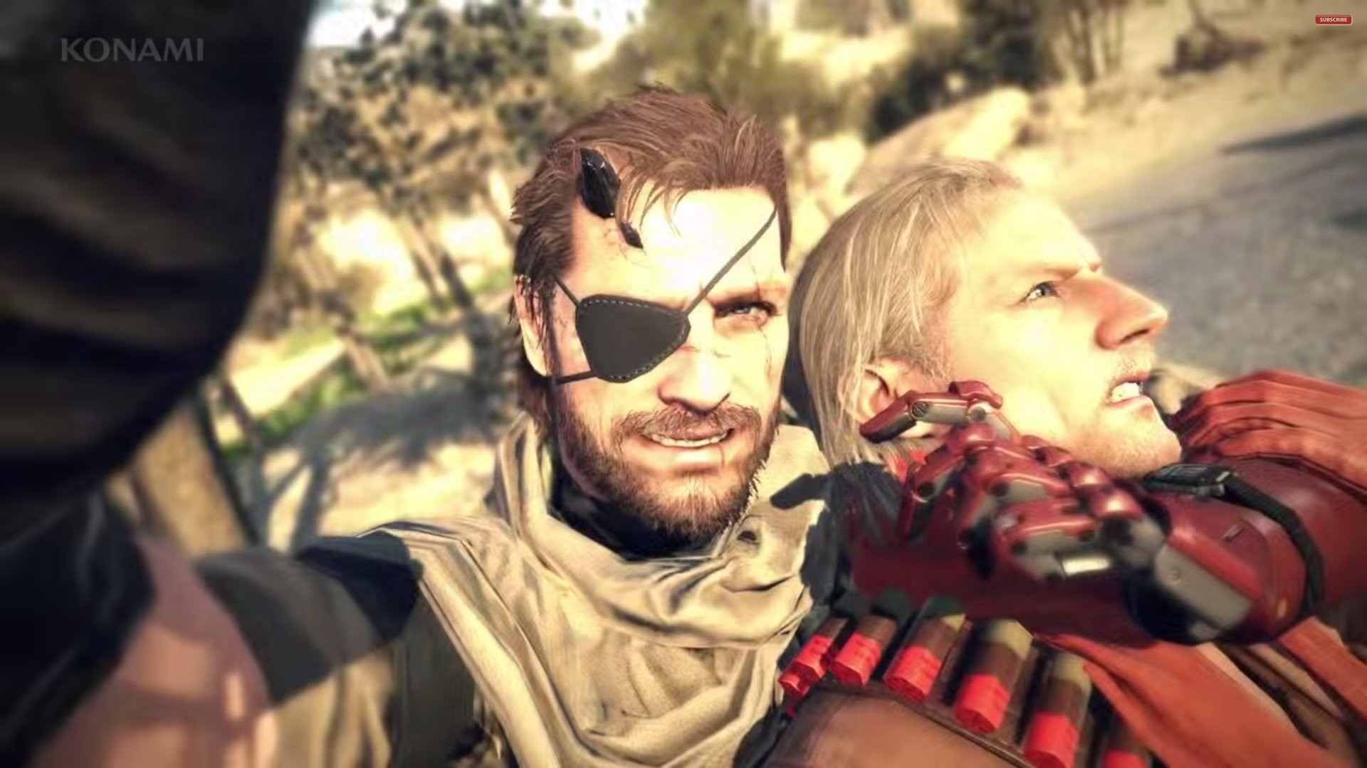 … metal gear solid phantom pain shooter stealth action military …