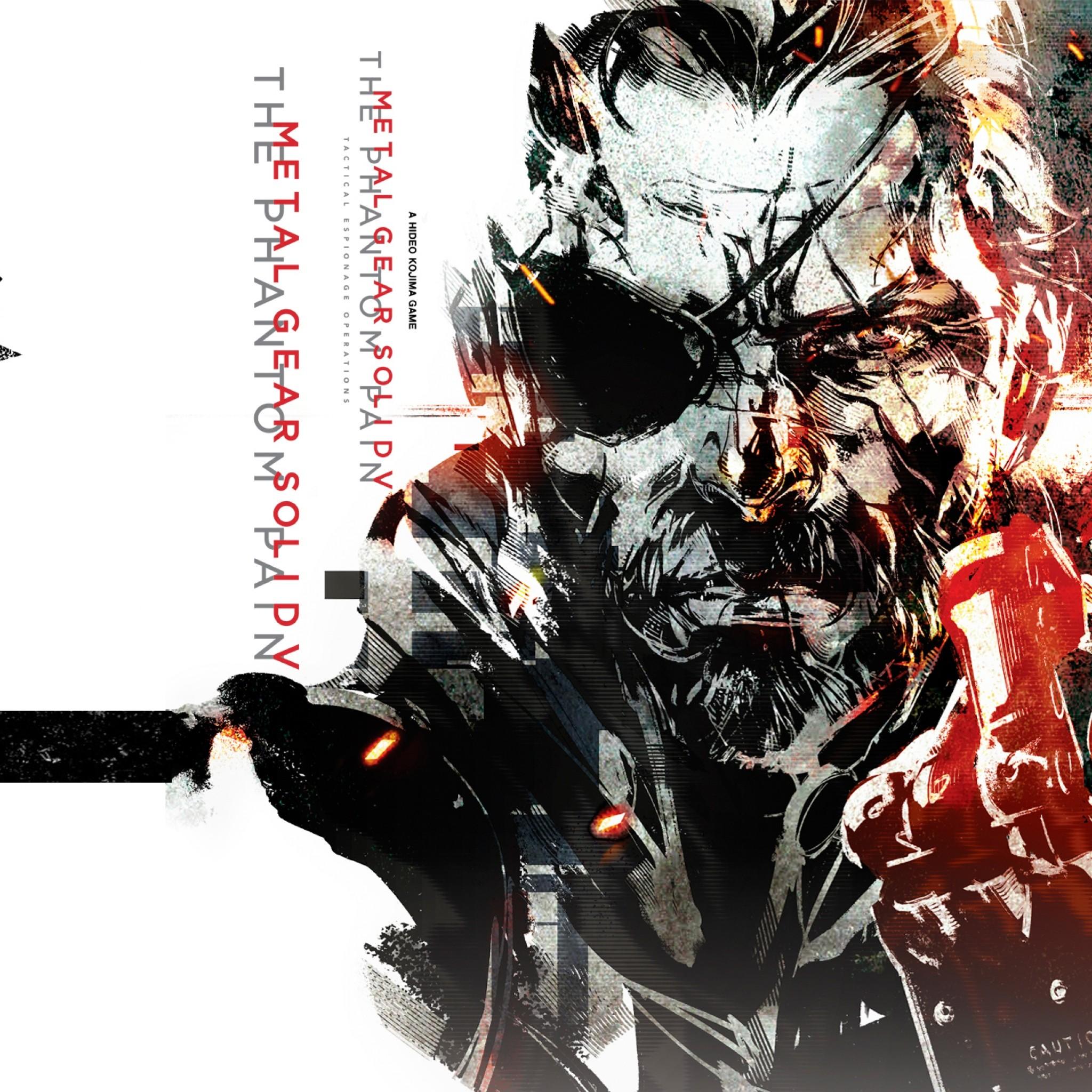 Preview wallpaper metal gear solid v, the phantom pain, art 2048×2048