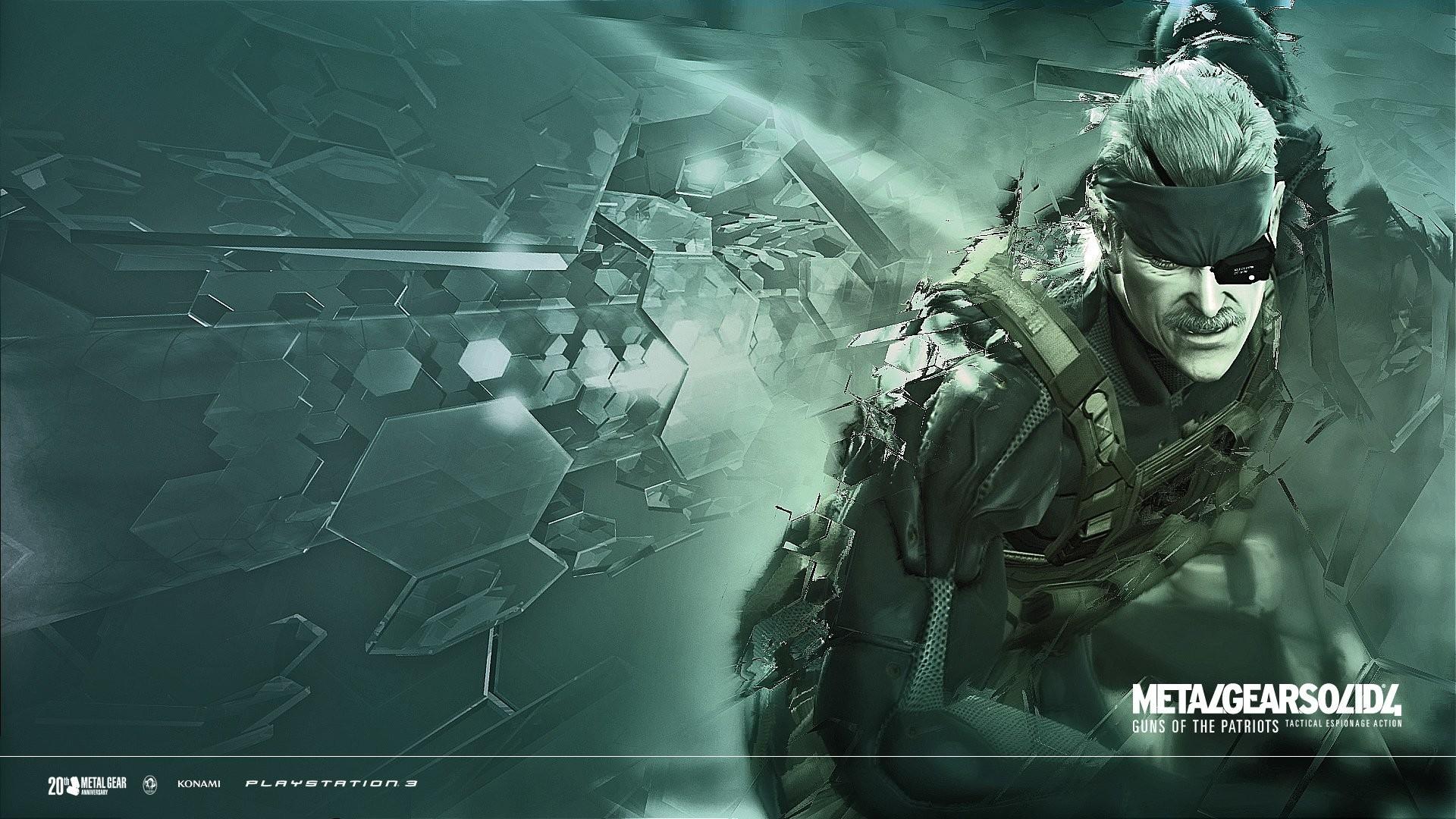 HD Wallpaper   Background ID:51198. Video Game Metal Gear