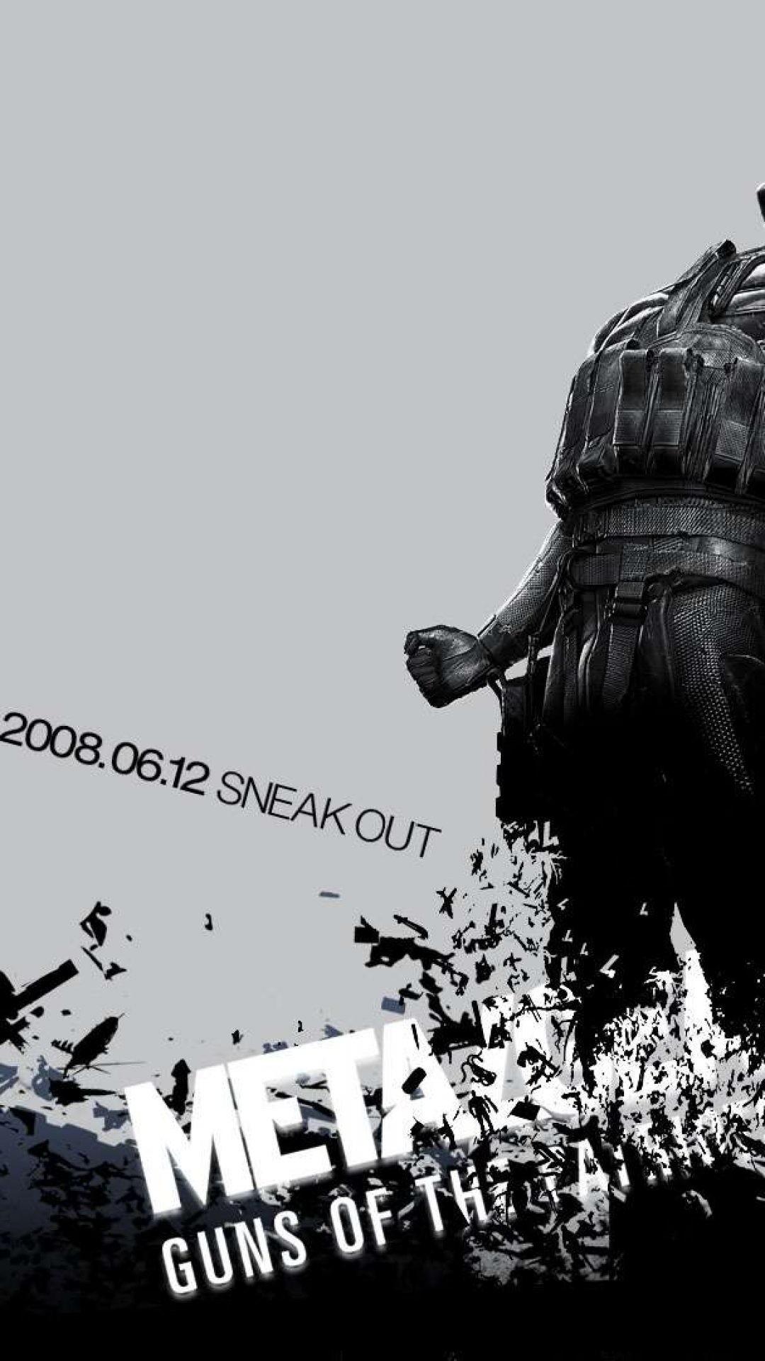 Metal Gear Solid Wallpaper Hd