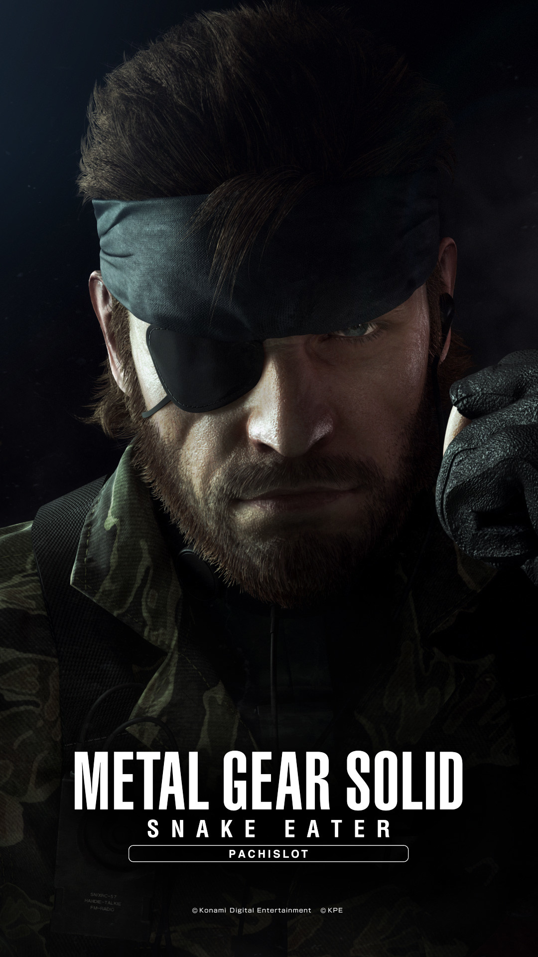 Cat version of Big Boss (Metal Gear Solid V: The Phantom Pain)   News of  video game   Pinterest   Big boss metal gear, Metal gear solid and Metal  gear