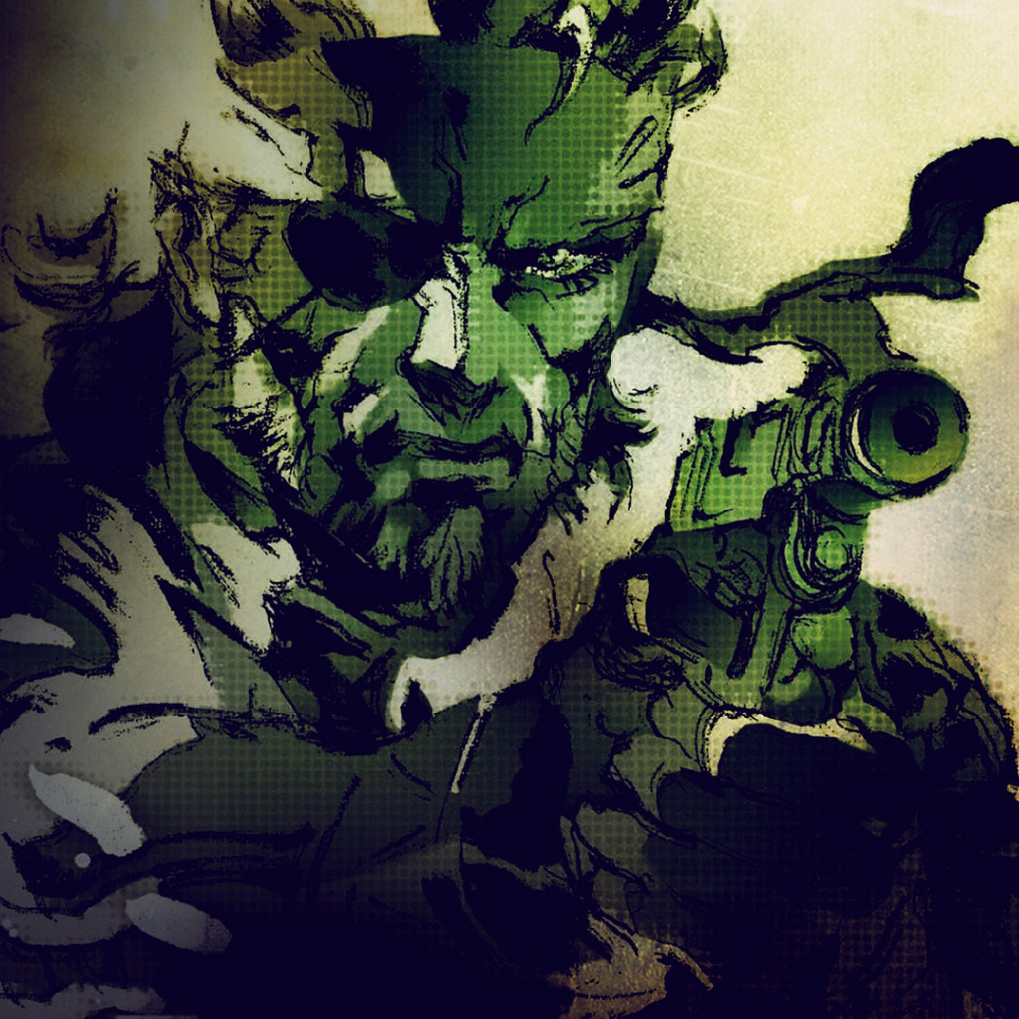Wallpaper metal gear solid, stealth-action, sony playstation, pc