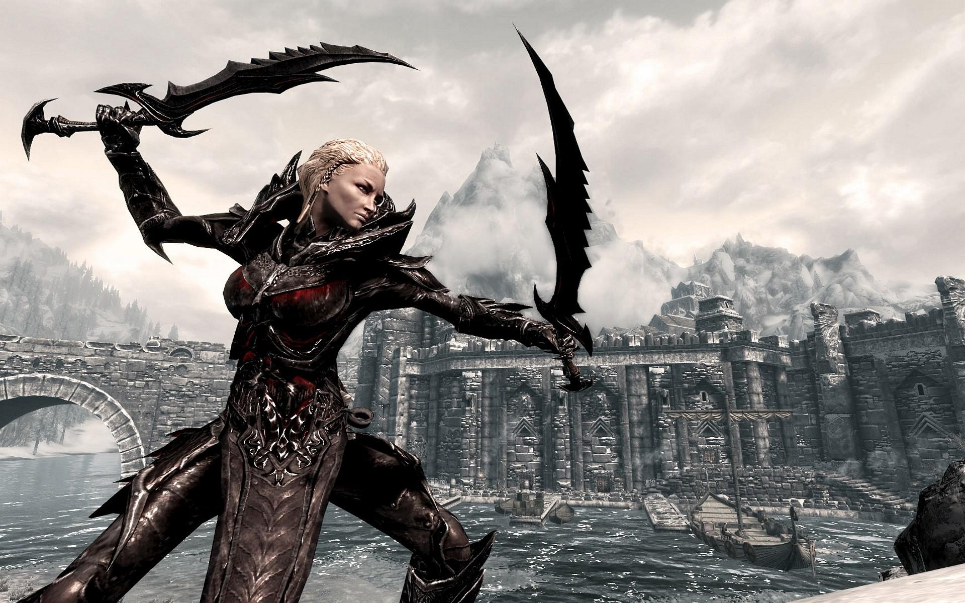 Best Picture skyrim daedric armor wallpaper – I Gamers Hood