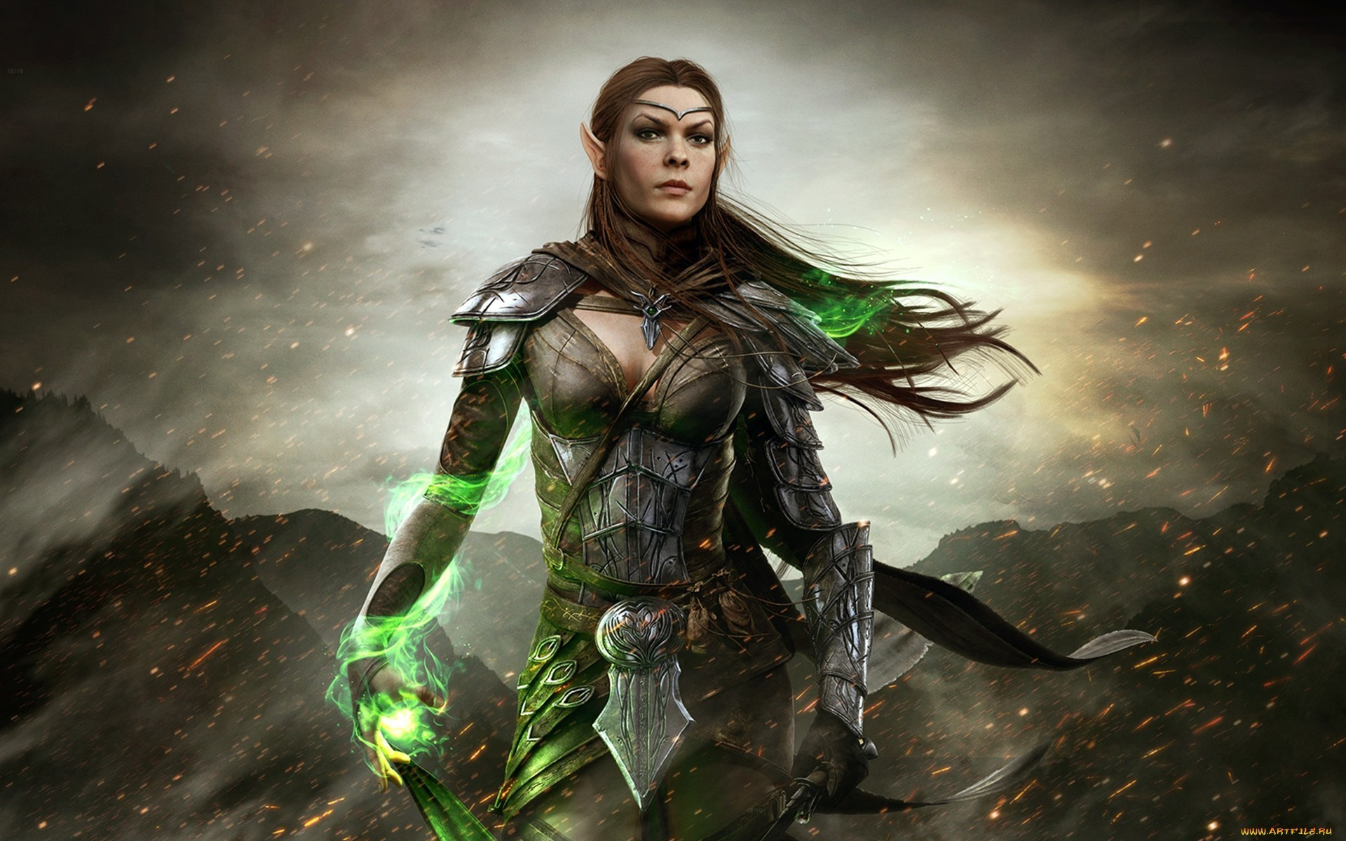 Video Game – The Elder Scrolls Online Wallpaper