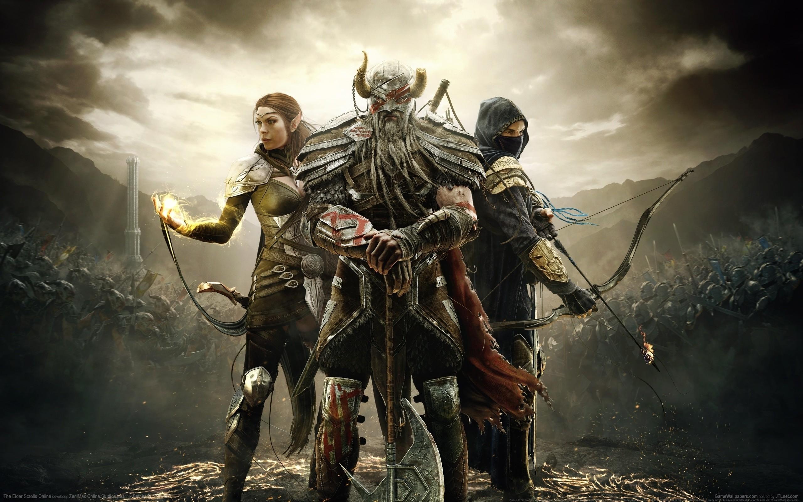 Elder Scrolls Online Female Armor