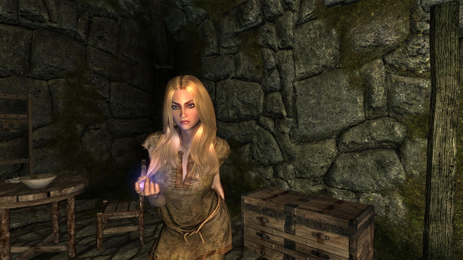 Dibellas Temptress gift – Beauties of Skyrim at Skyrim Nexus – mods and  community